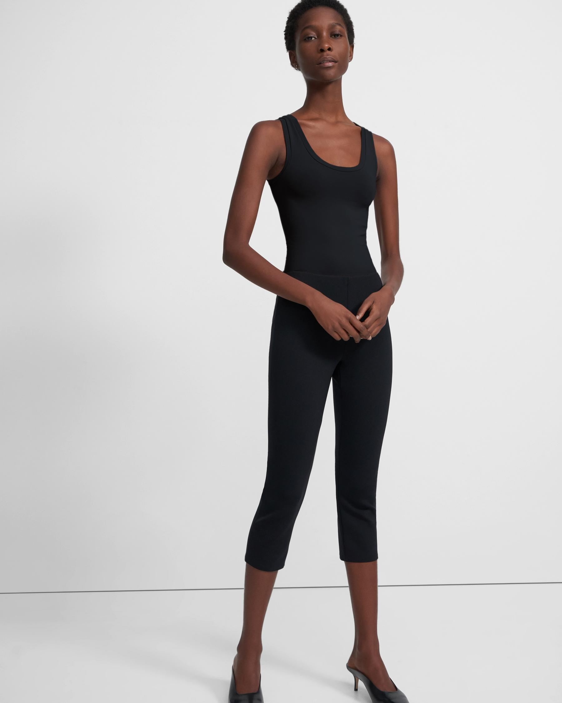 Tank Top in Stretch Jersey 3