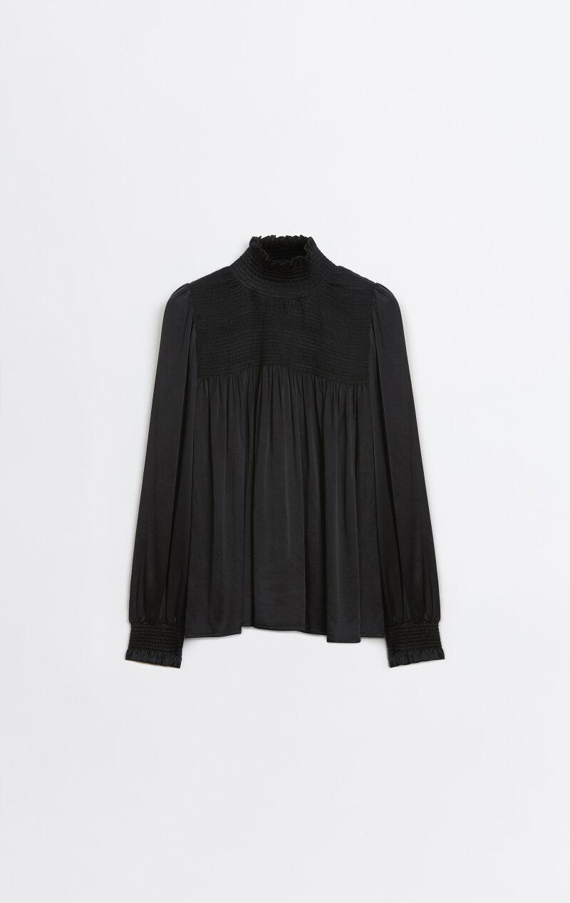 Rodebjer blouse Demi Cupro 4