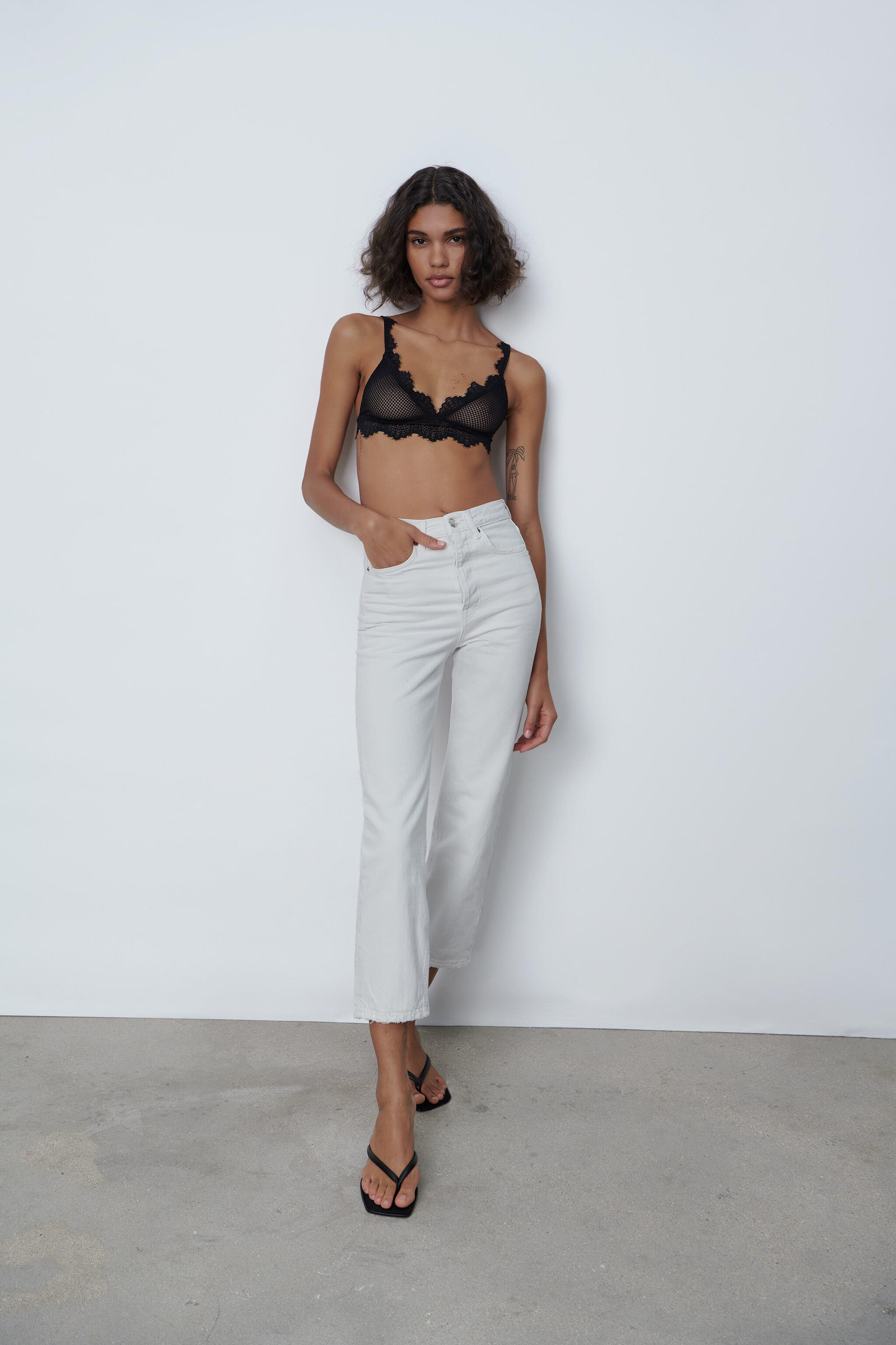 ZW THE BLISS STRAIGHT JEANS 5