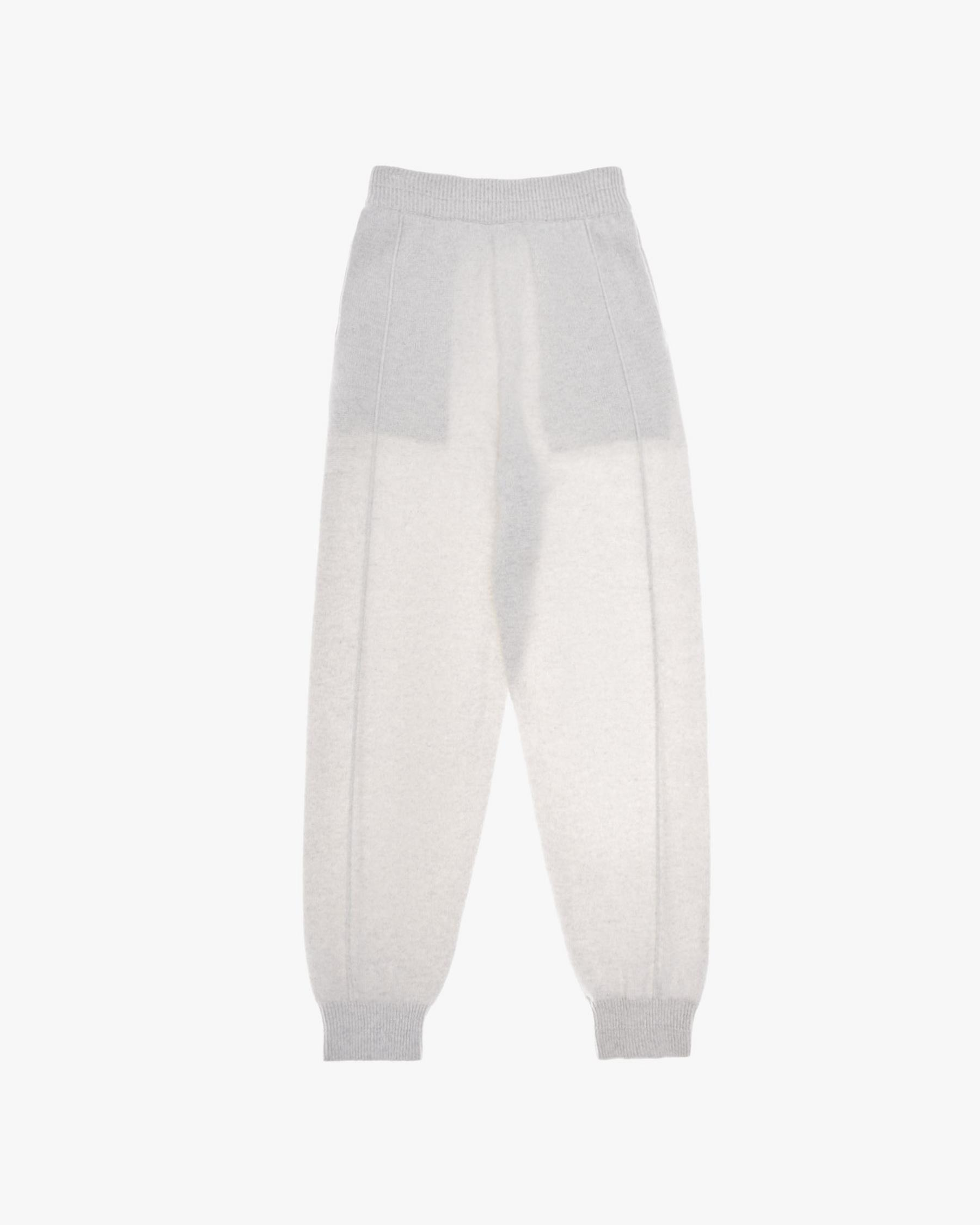 RECYCLED CASHMERE PANT 6