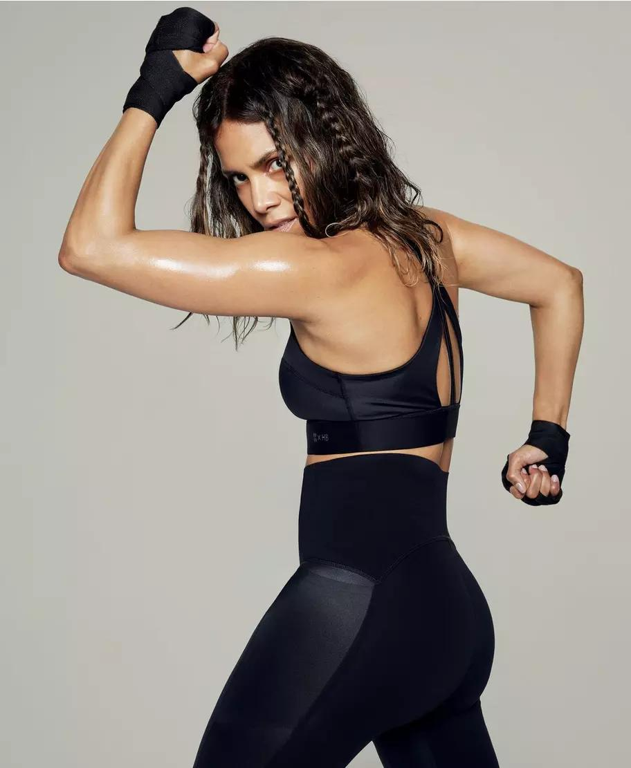 Storm Power Shine High-Waisted Workout Leggings