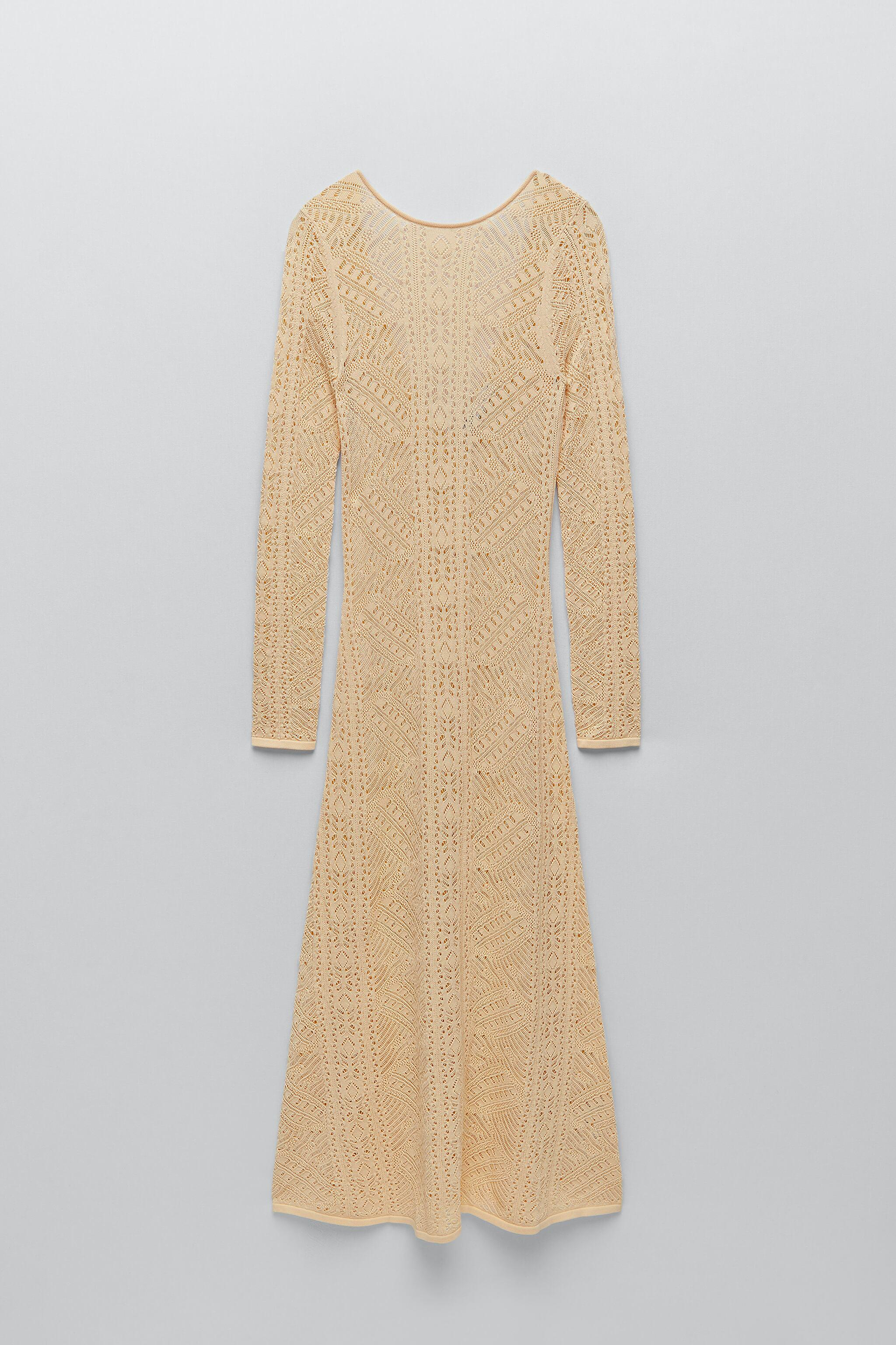 POINTELLE KNIT DRESS LIMITED EDITION 2