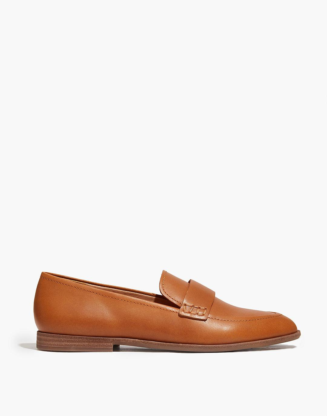 The Alex Loafer in Leather 1