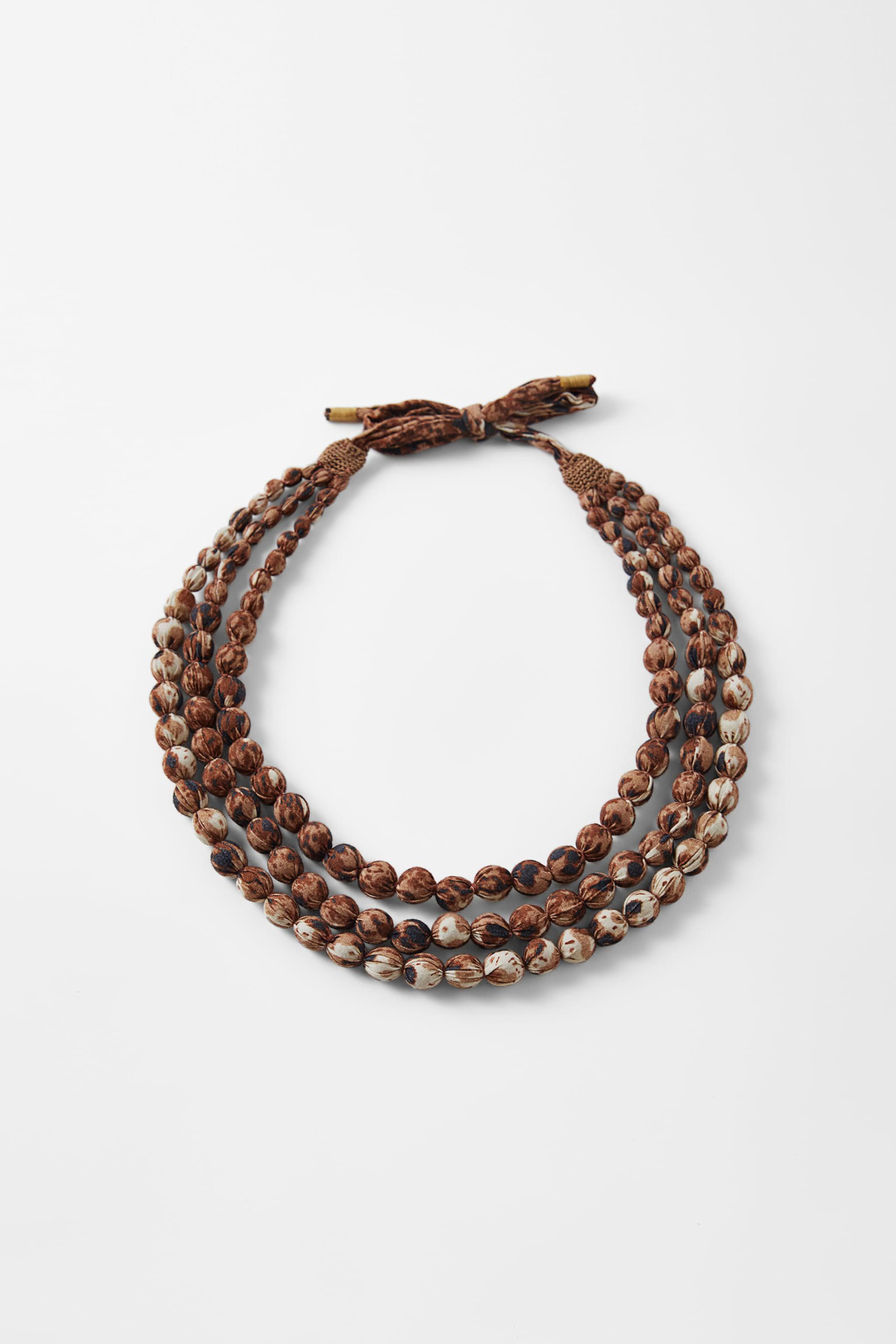 LONG BEADED NECKLACE 1