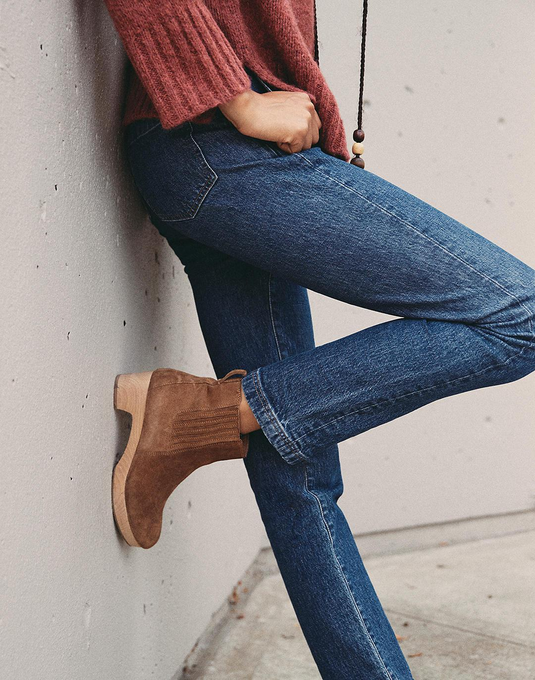 The Perfect Vintage Jean in Minot Wash: Trouser Edition 4