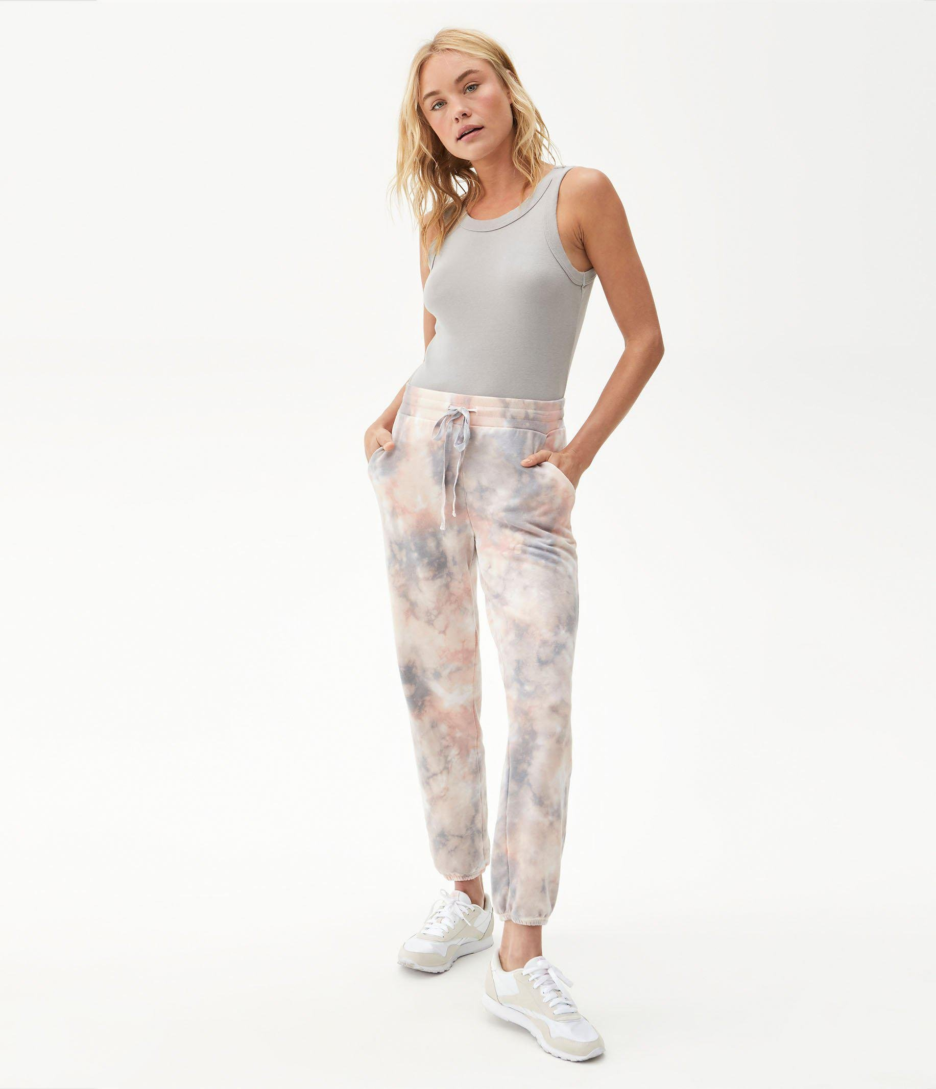 Ray Tie Dyed Jogger
