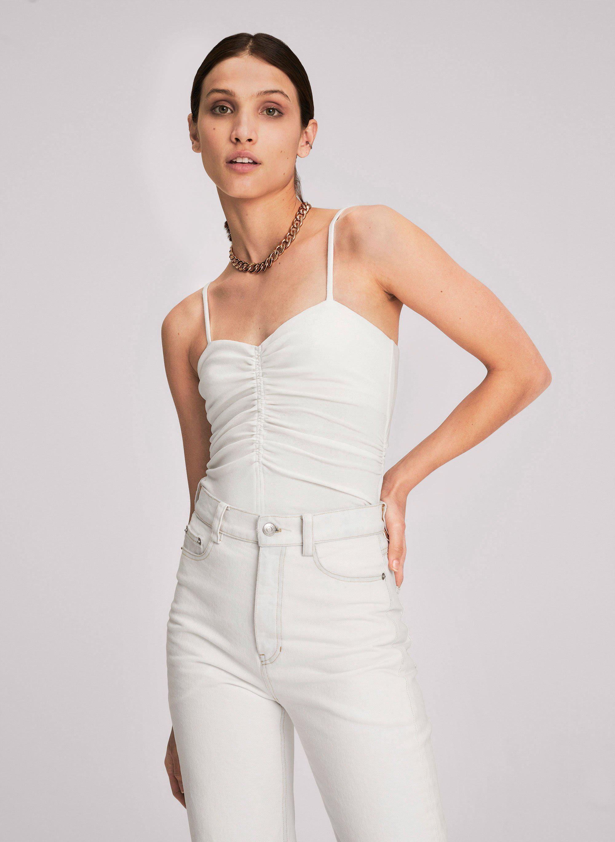 Halley Ruched Tank