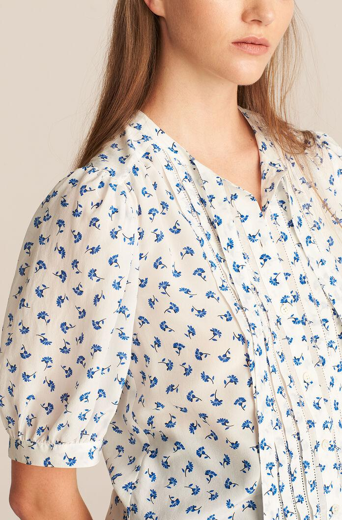 PUFF SLEEVE EMMY BLOUSE 2