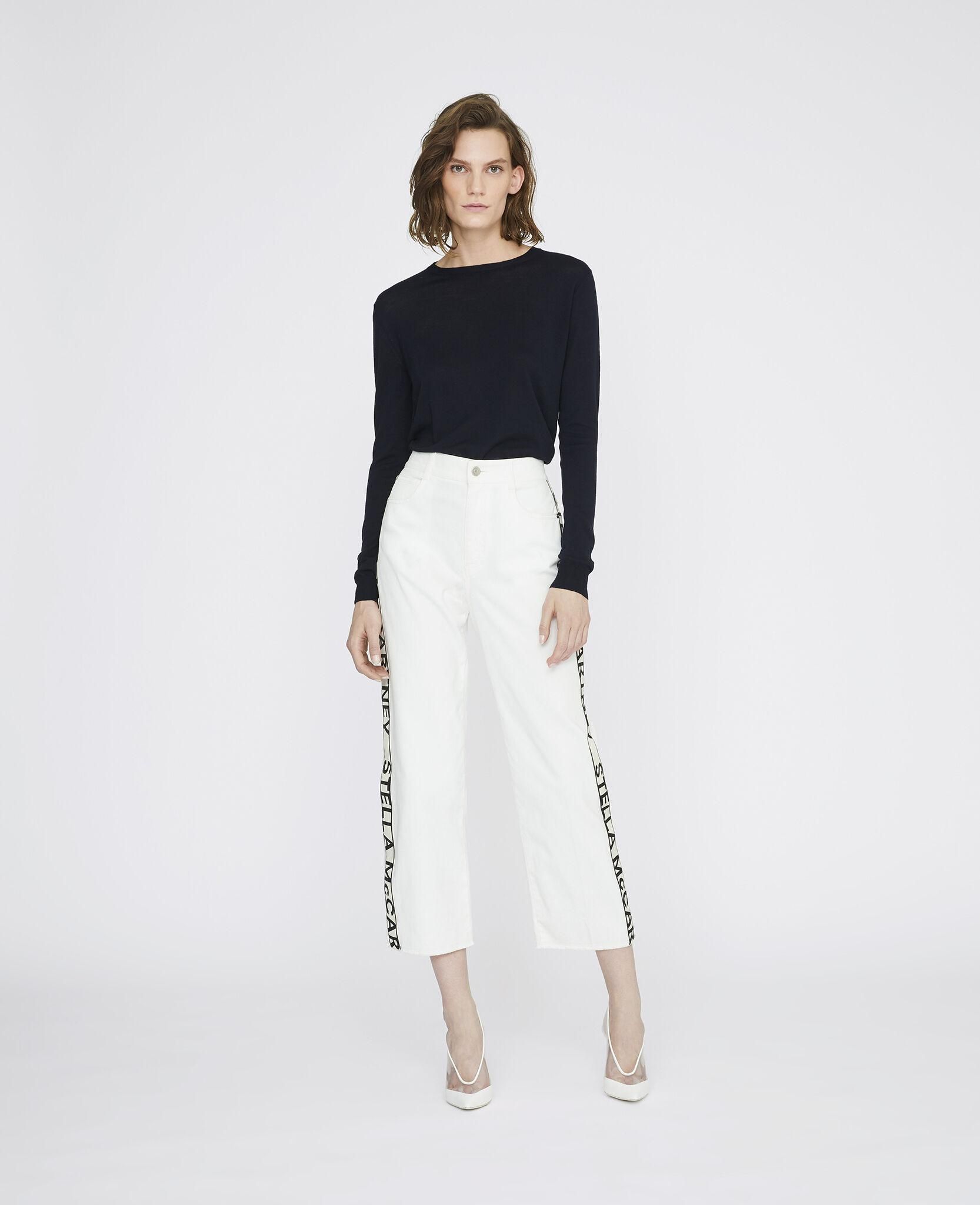 The Cropped Jeans