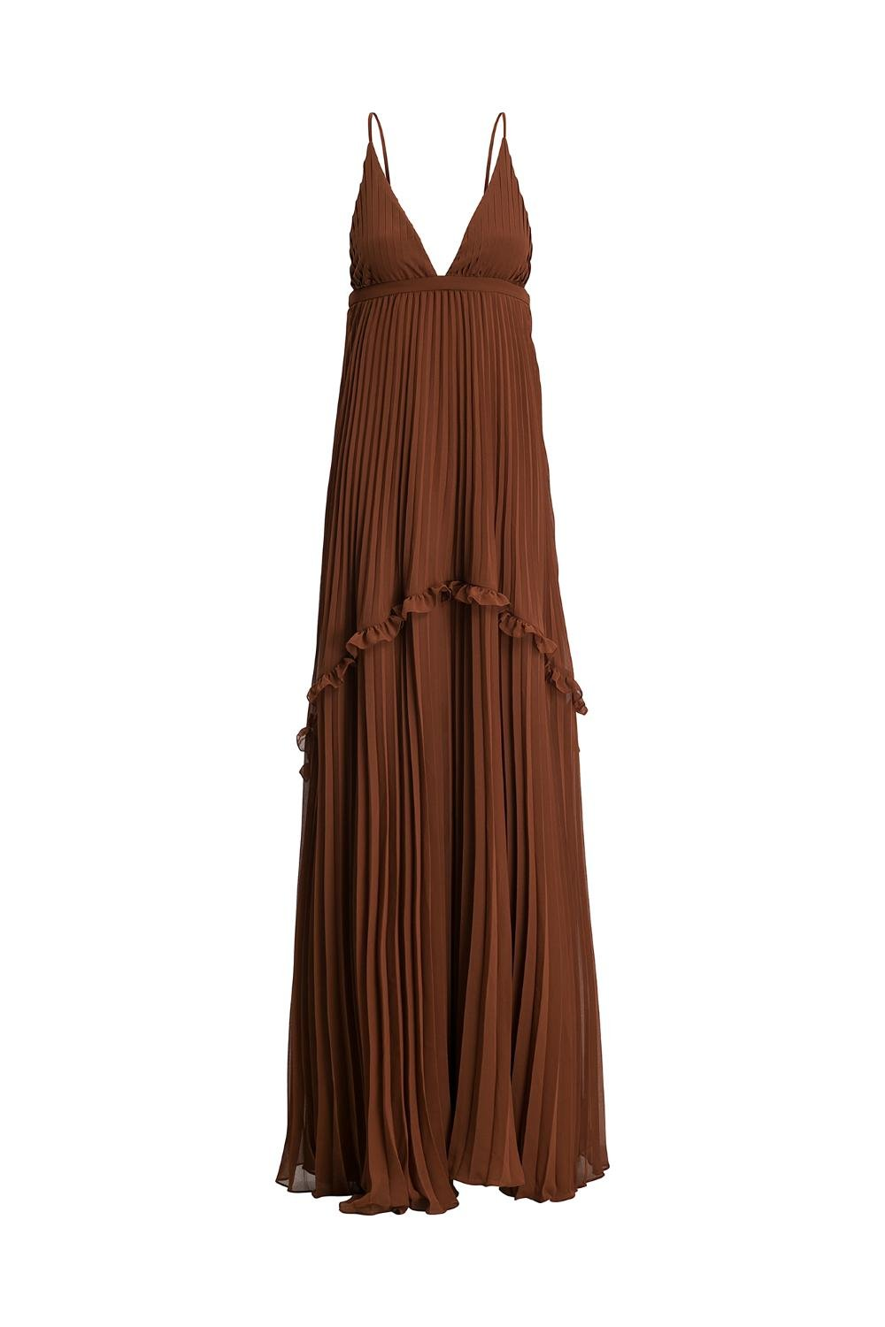 Cinque Terre Long Dress with Straps