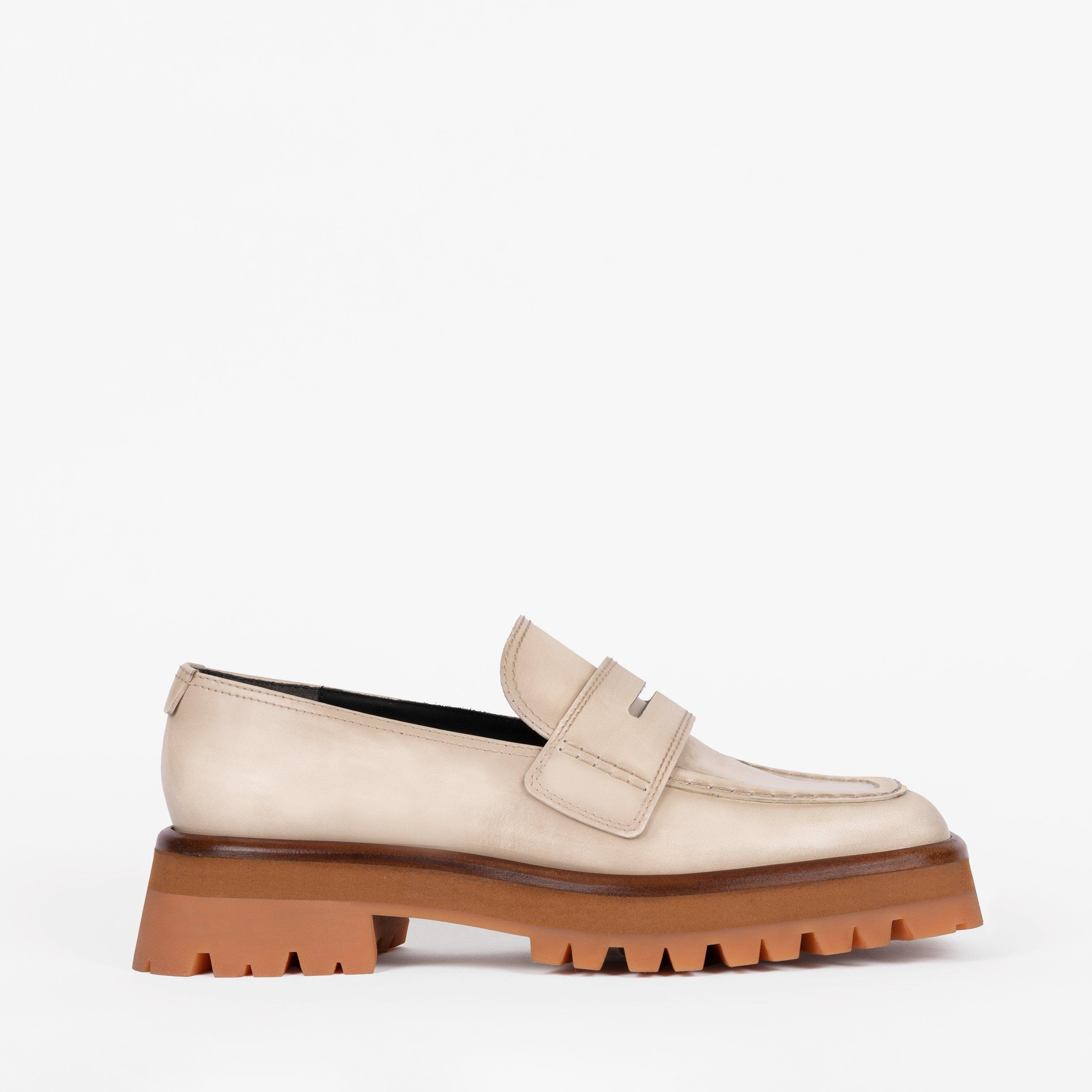 Mika Loafer Ivory
