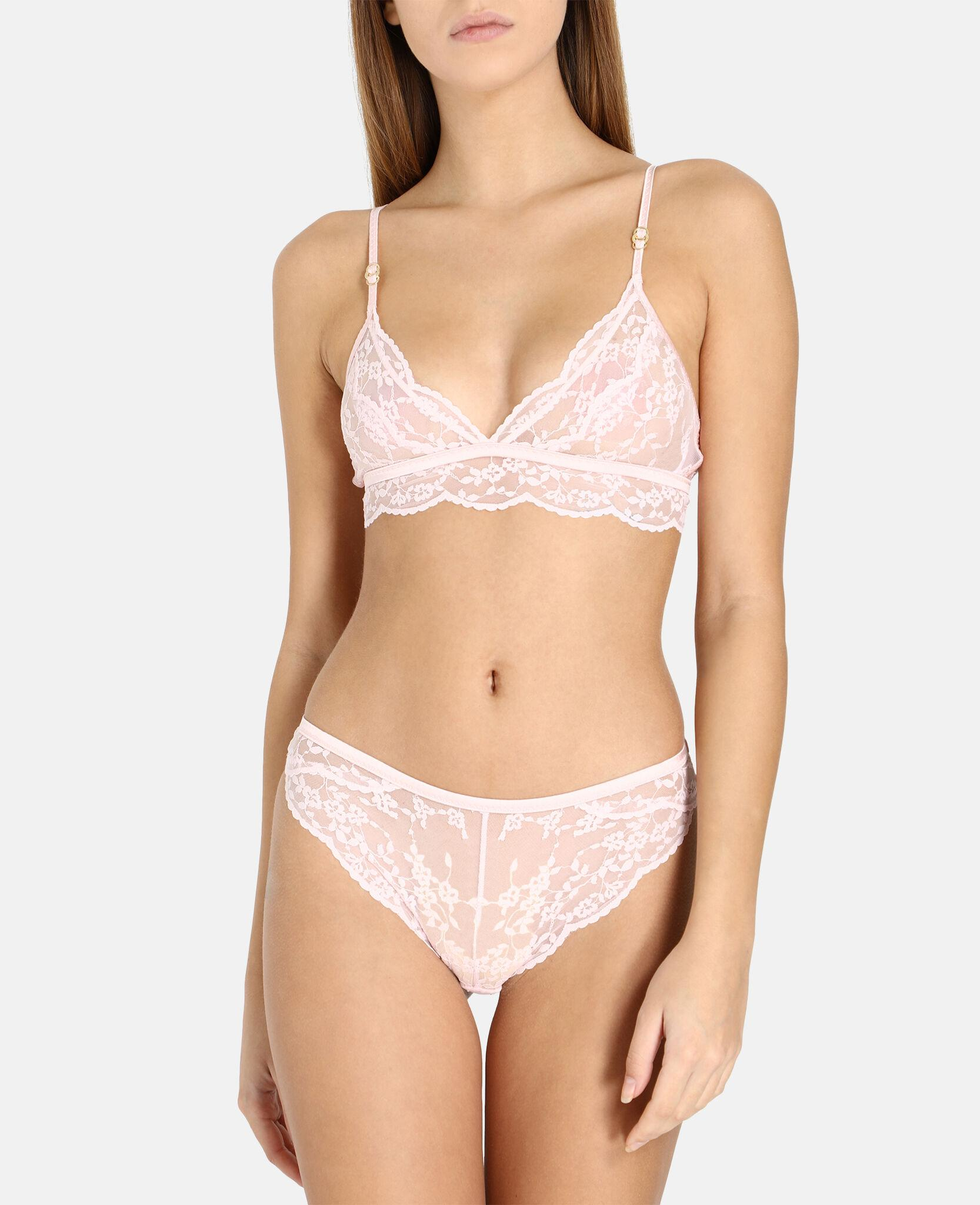 Clementine Glancing Soft Cup Bra