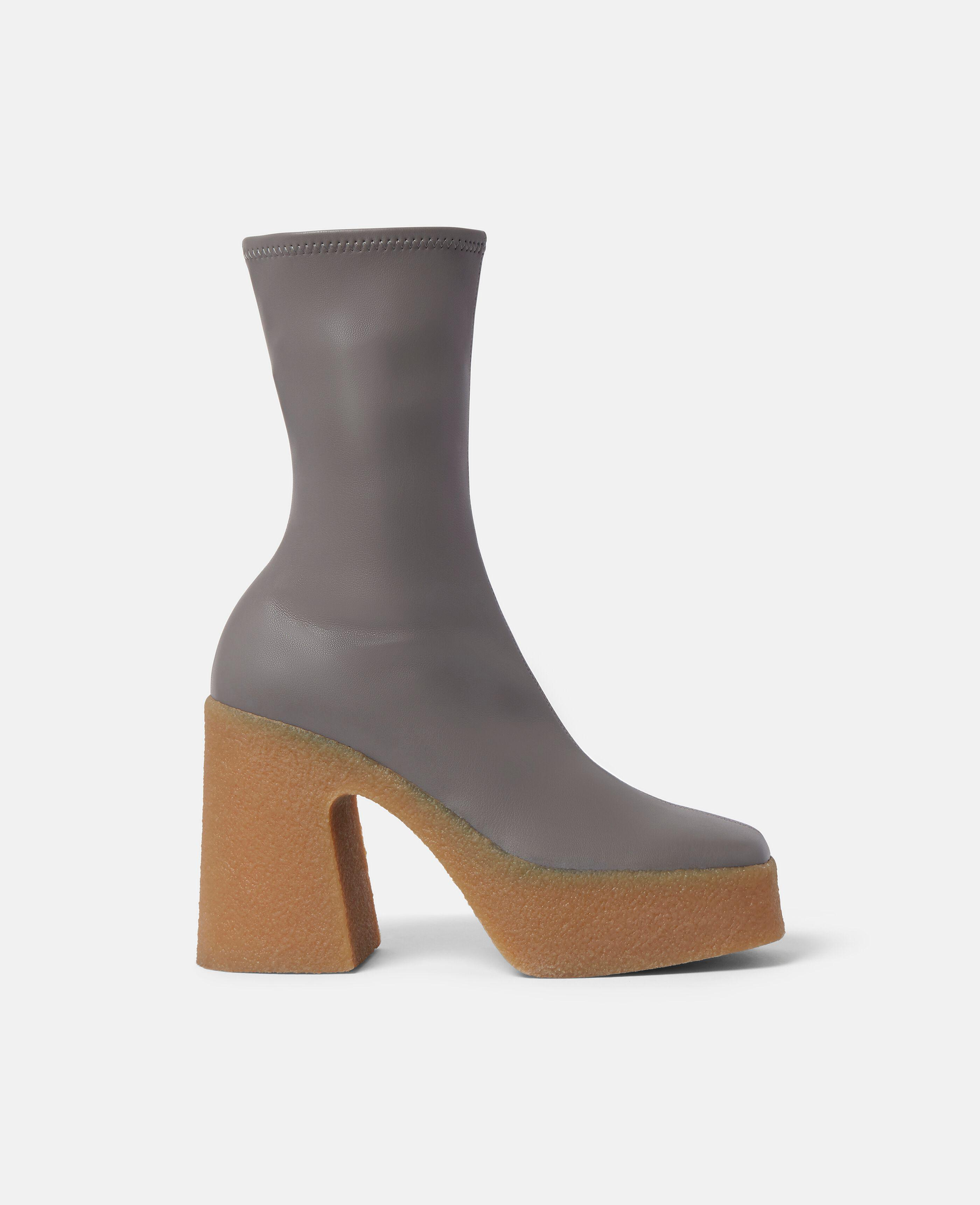 Chunky Ankle Boots 0