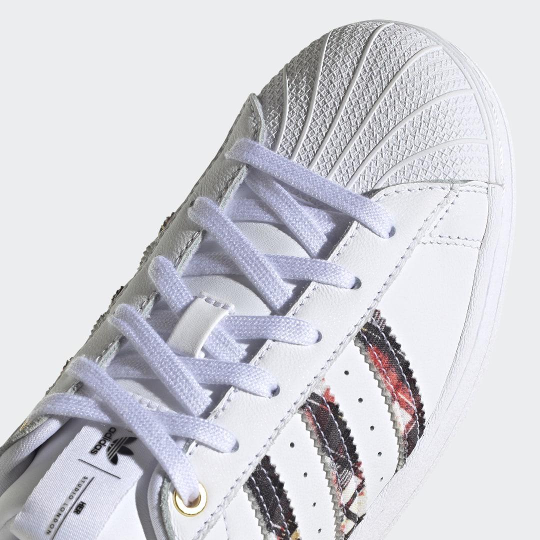 HER Studio London Superstar Shoes Cloud White 3