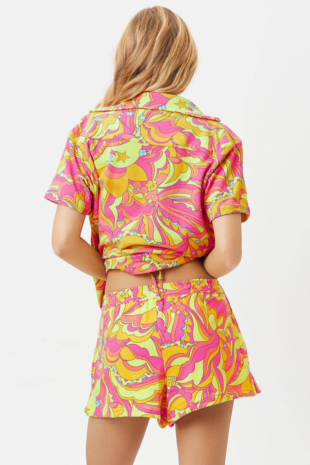 Coco Terry Shorts - Peace Terry