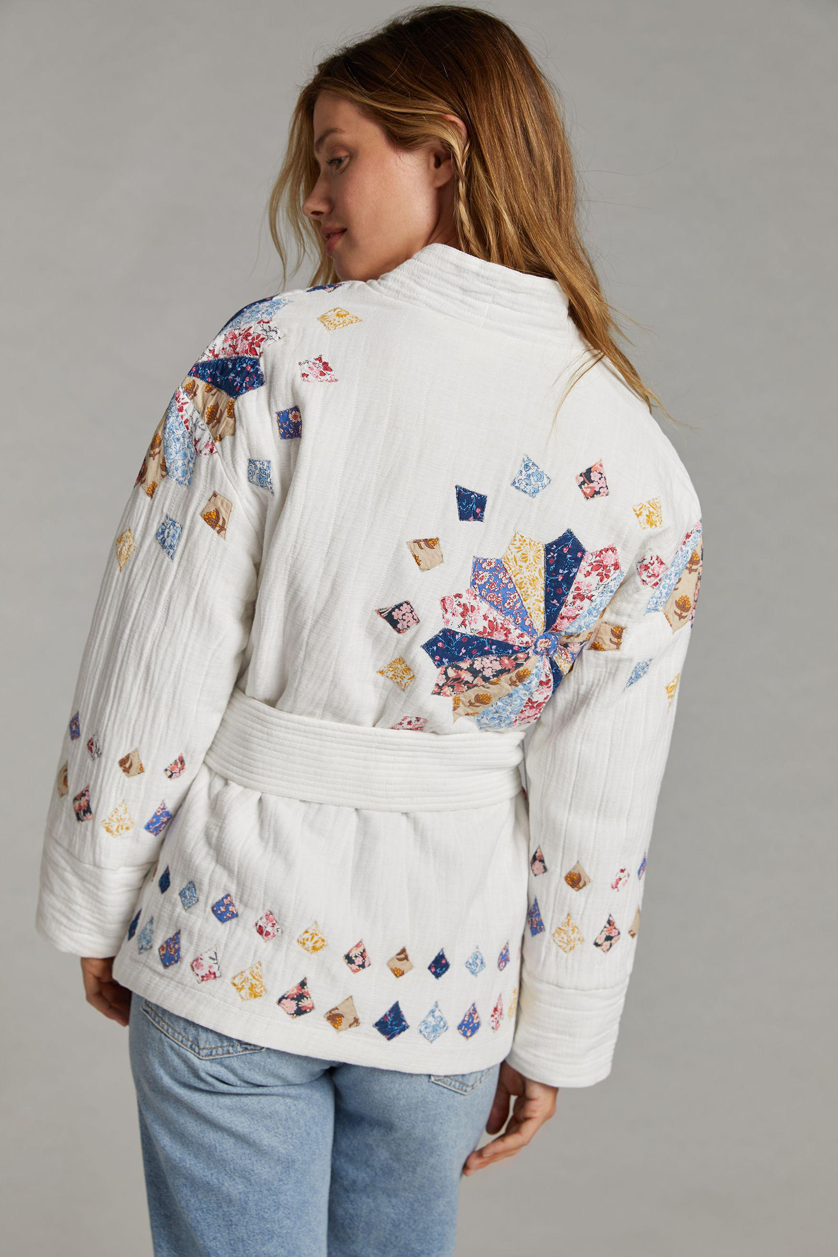 Quilted Patchwork Jacket 1