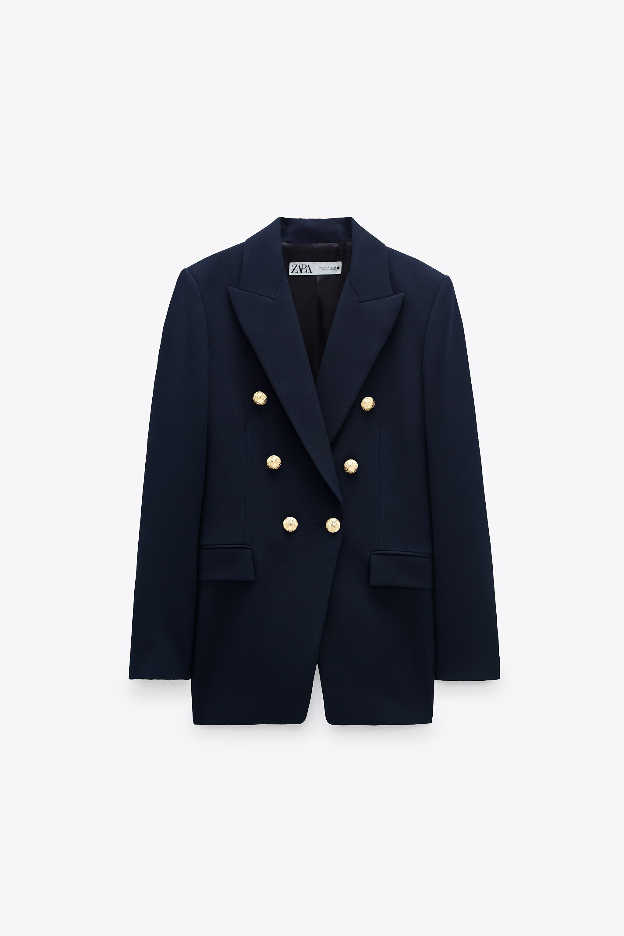 TAILORED BLAZER WITH BUTTONS 4