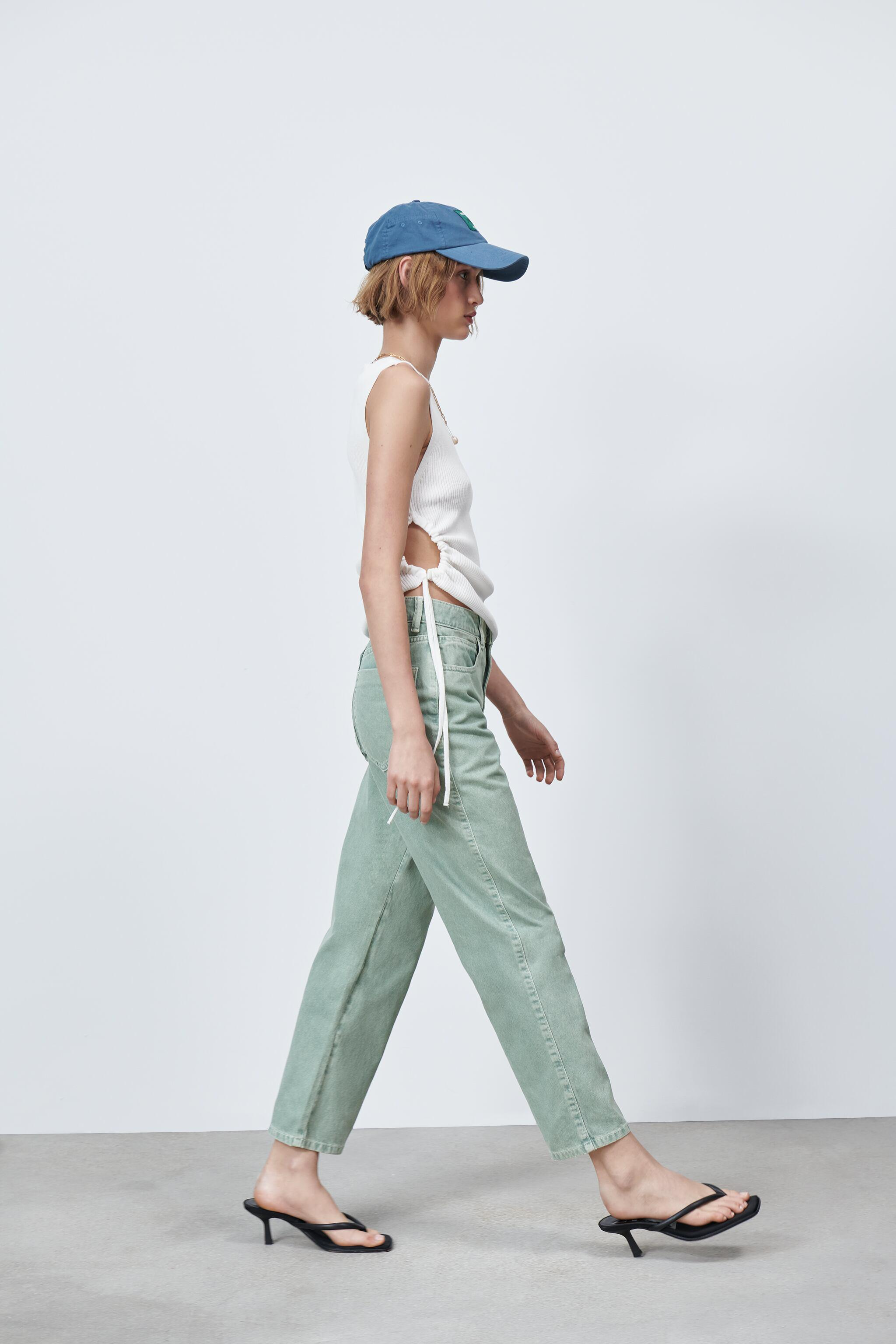 Z1975 HIGH RISE STRAIGHT JEANS 3