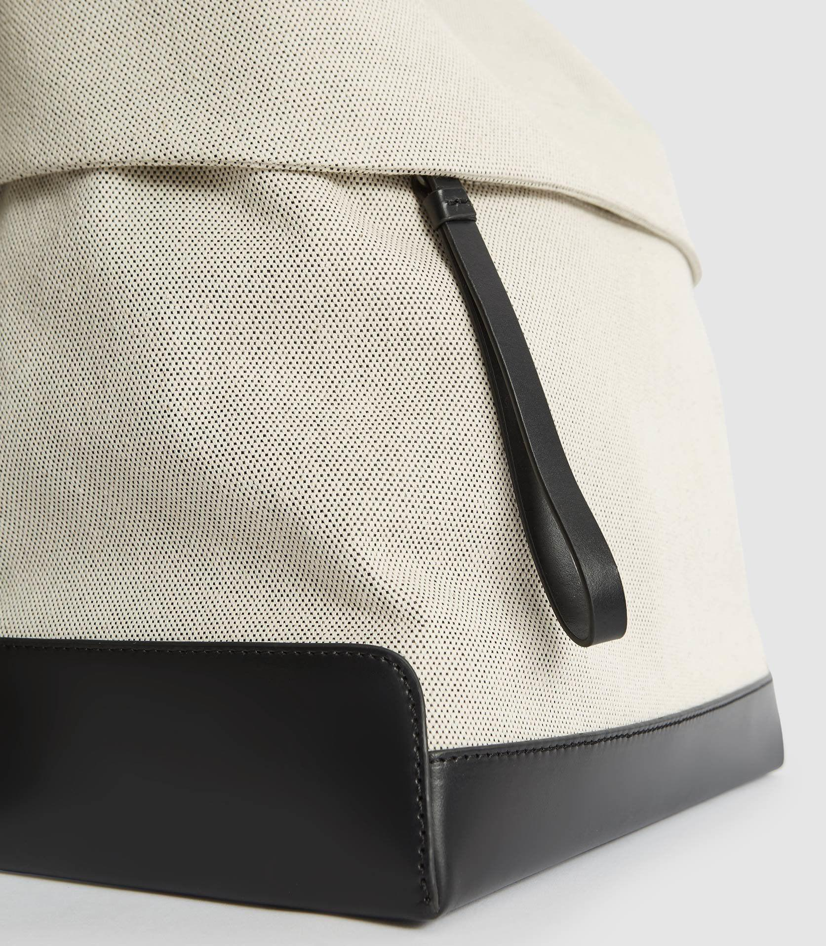 ALBION - CANVAS BACKPACK 4