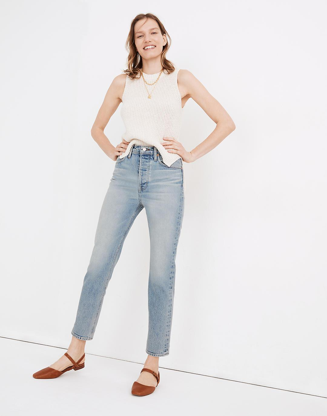 Rivet & Thread Perfect Vintage Jeans in Ryerson Wash