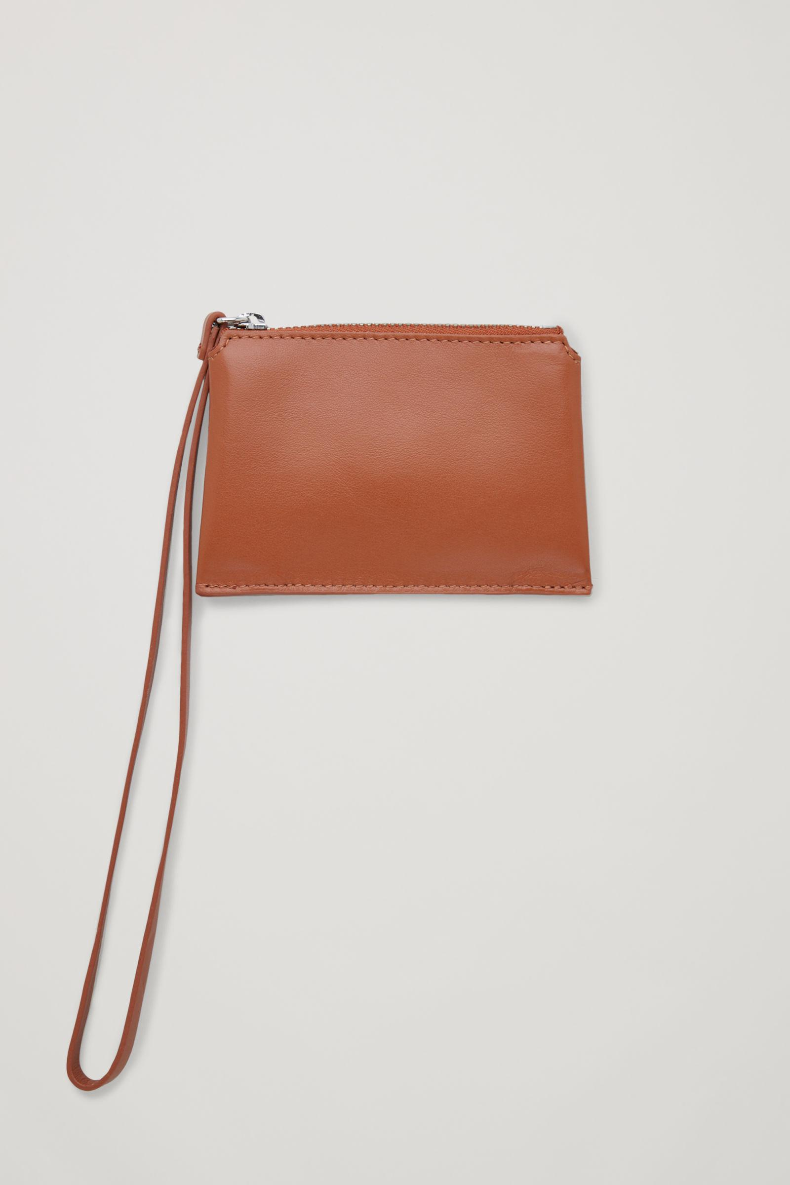 LEATHER COIN PURSE 0