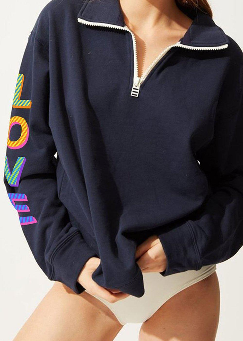 The Love Pull-Over