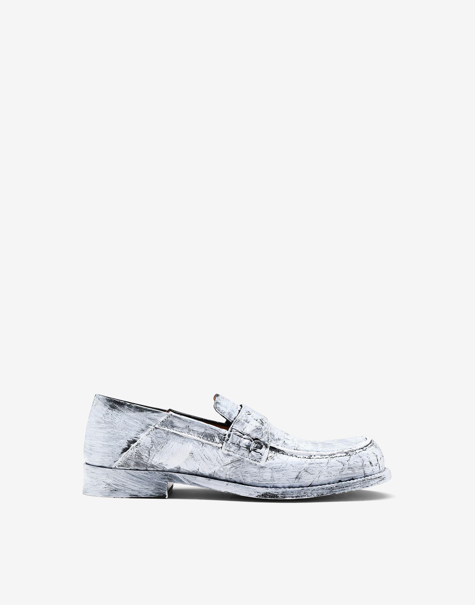 Camden bianchetto loafers