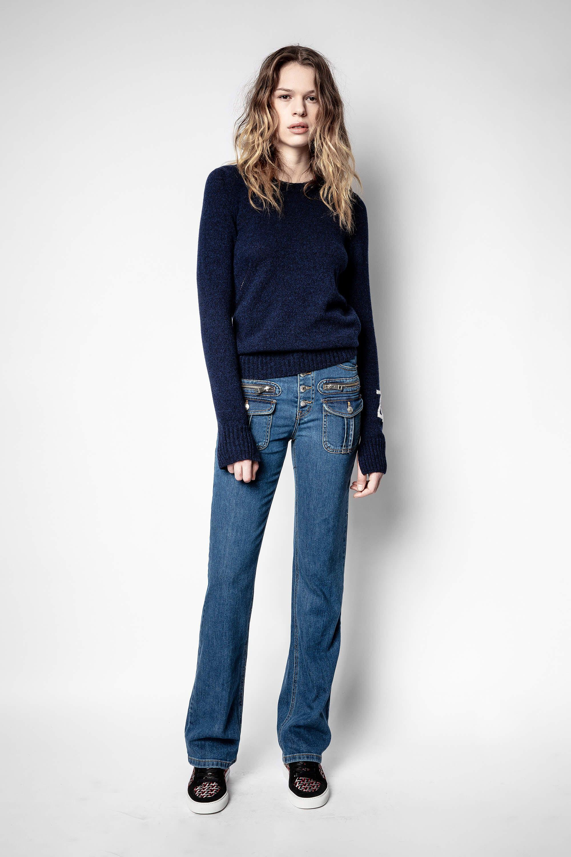 Source Recycled Cashmere Sweater