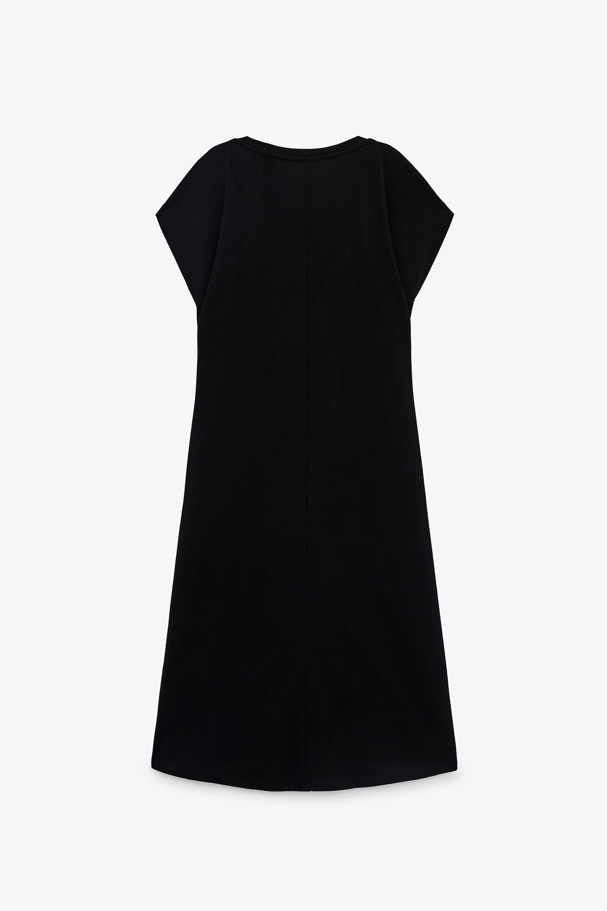 RUCHED DRESS 7