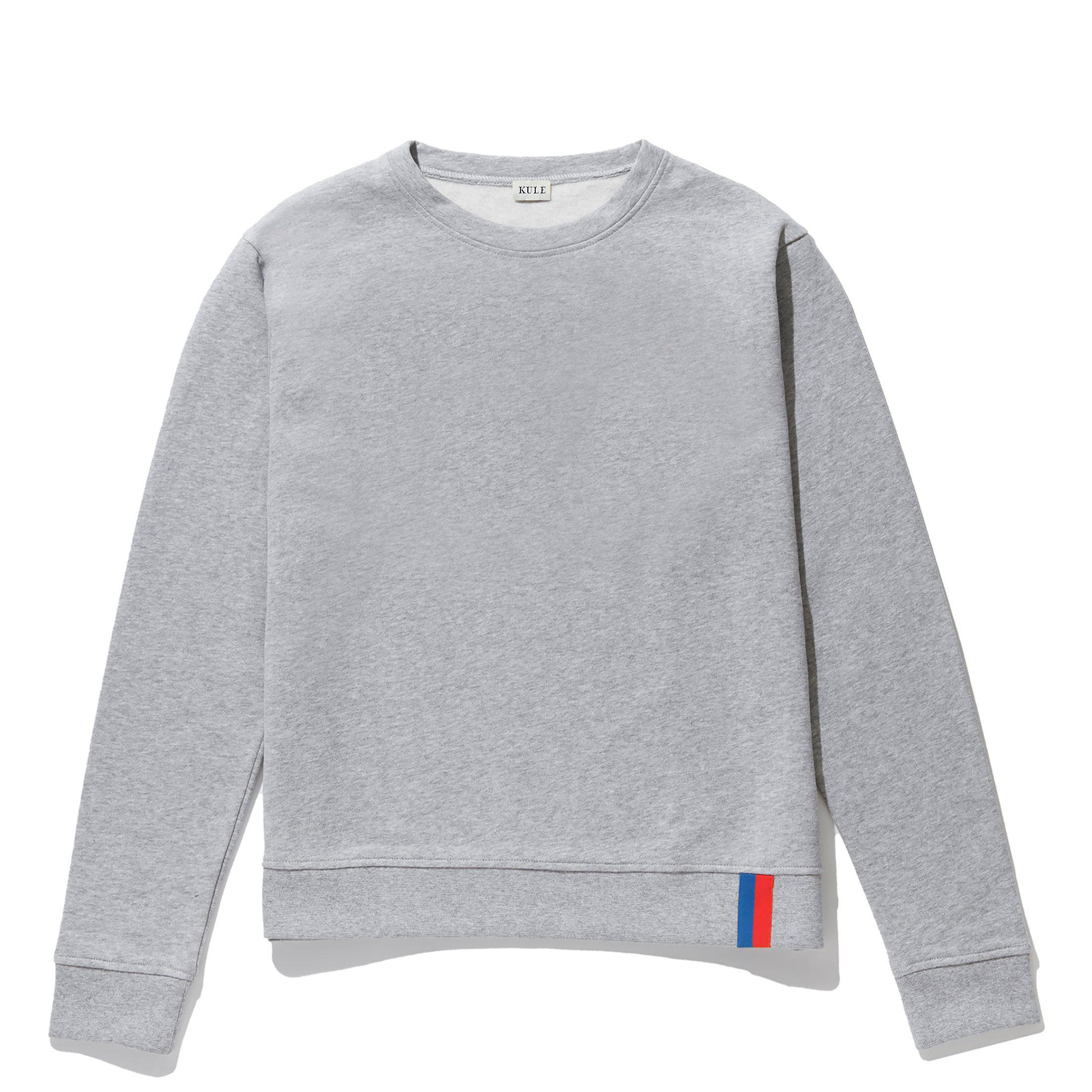 The Raleigh - Heather Grey