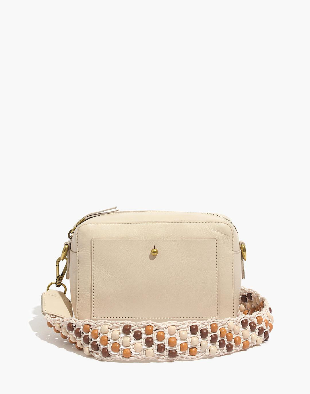 The Transport Camera Bag: Beaded Strap Edition