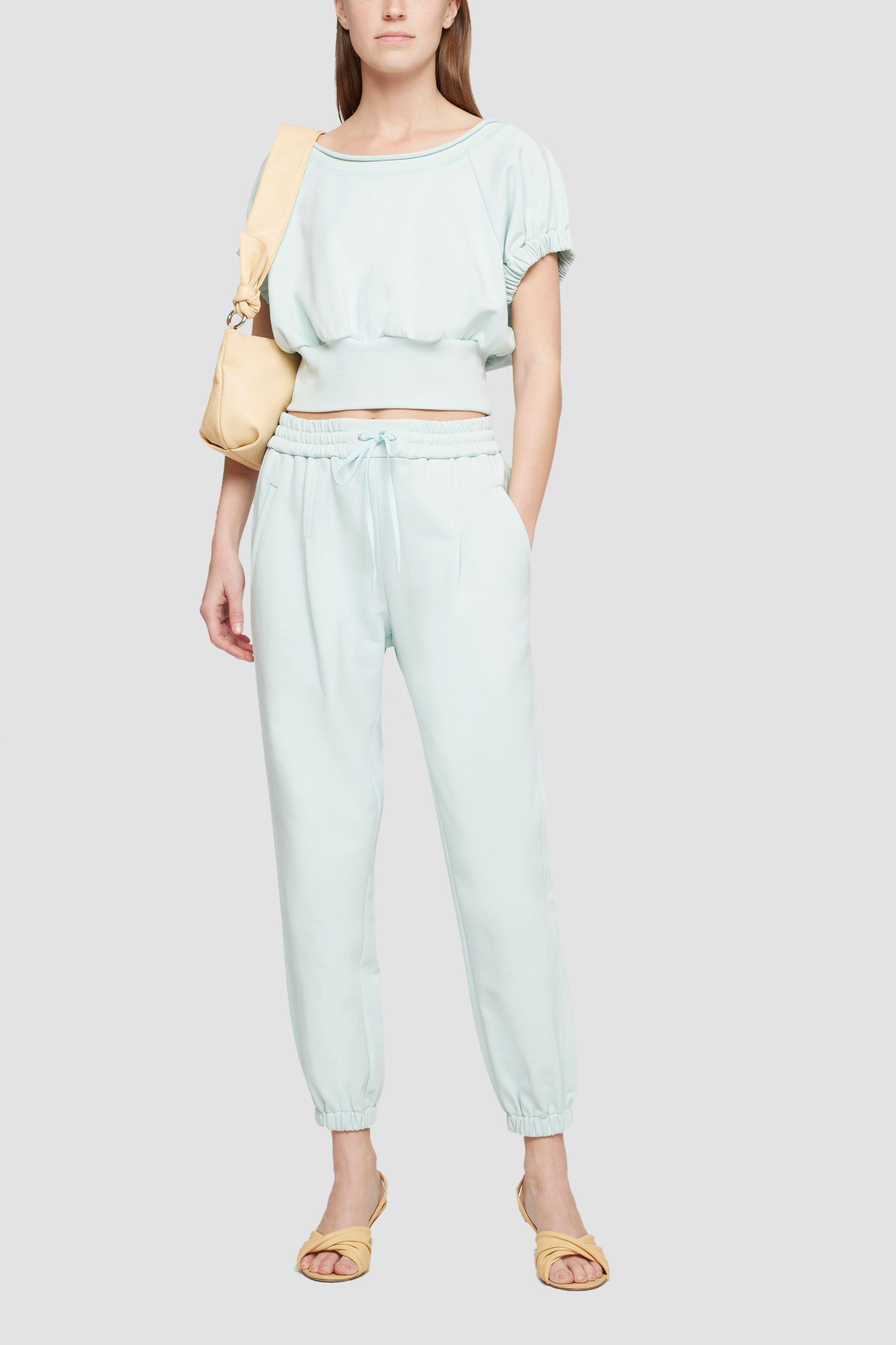 French Terry Drawstring Jogger