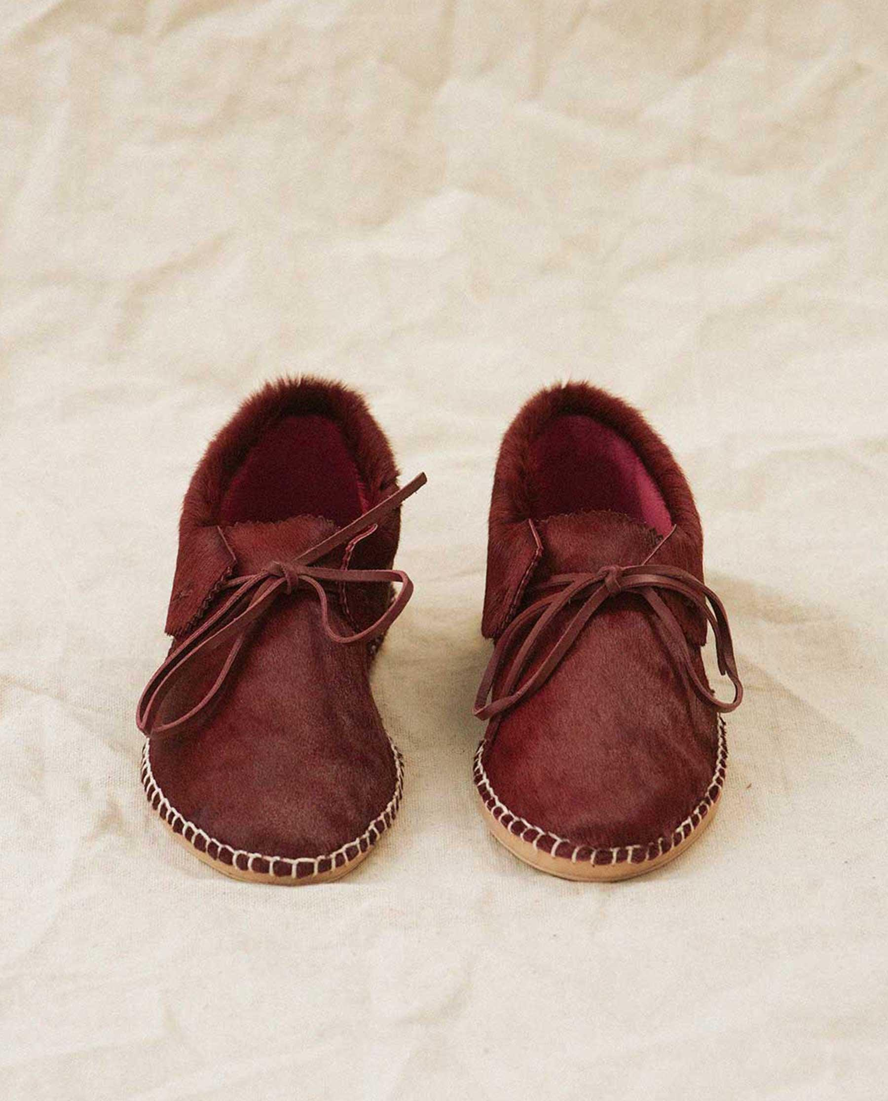 Exclusive The Canyon Moccasin. -- Jam 1