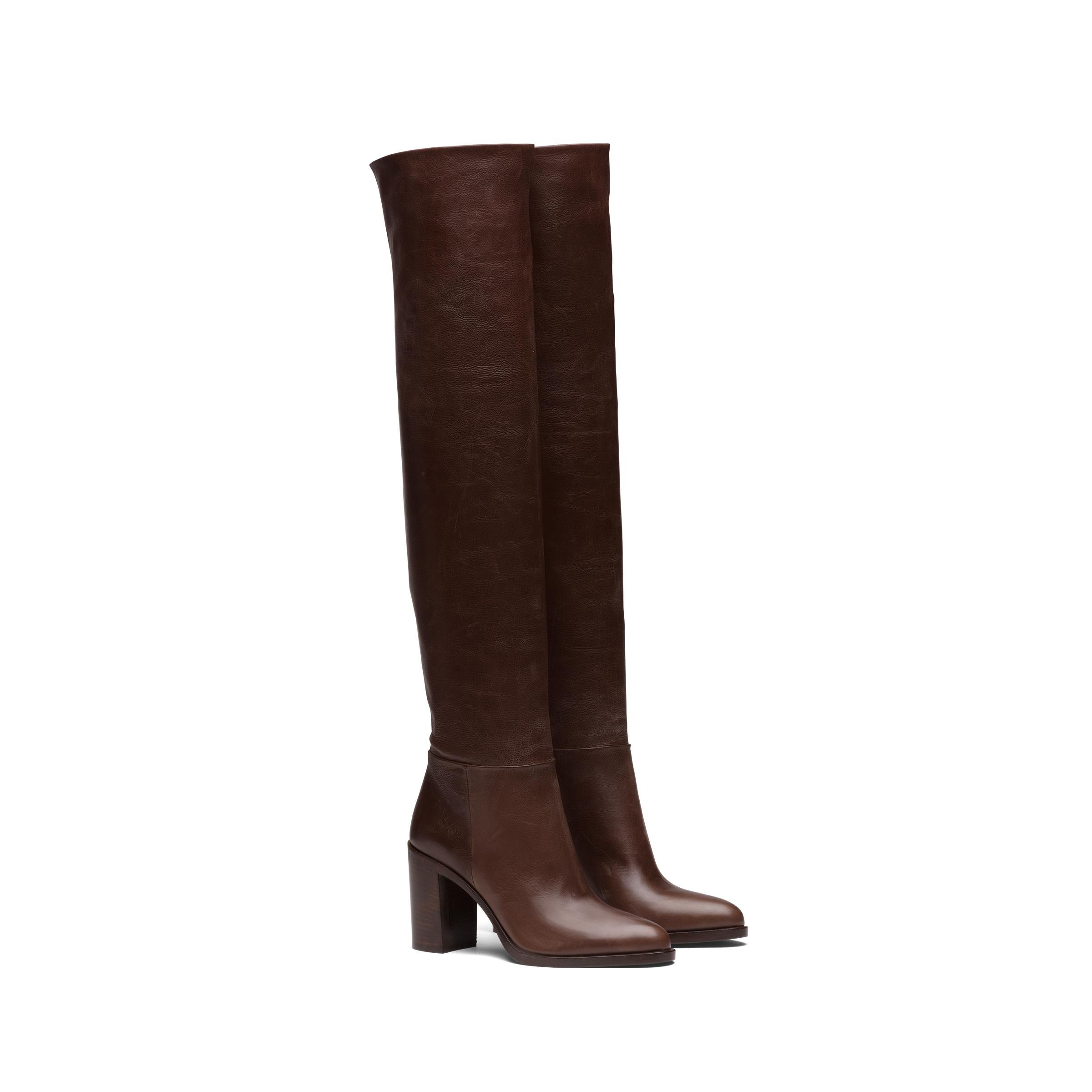 Leather Boots Women Sienna