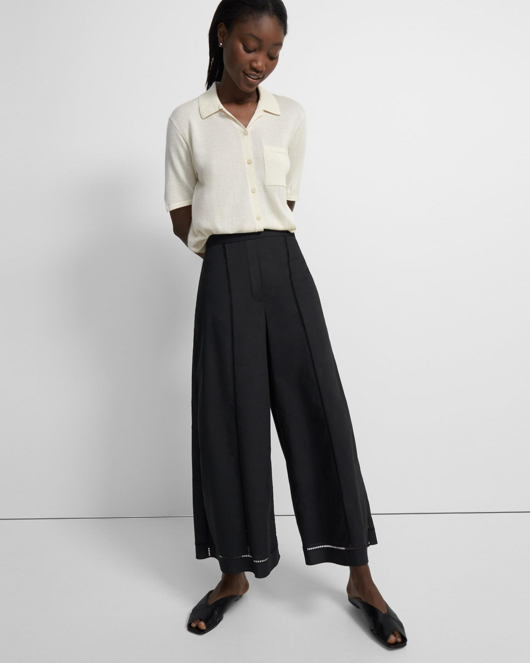 Culotte in Eyelet Cotton 3