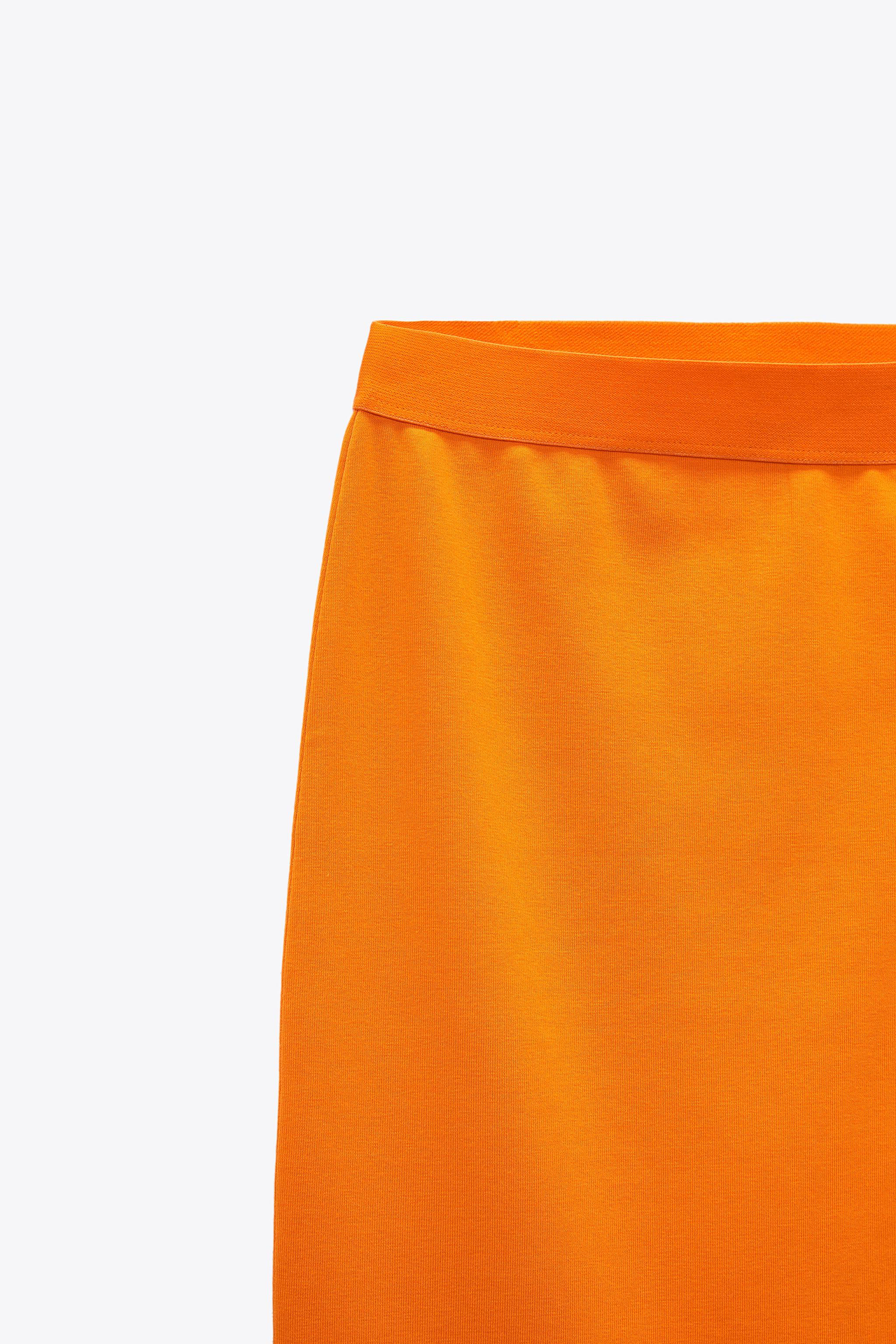 FITTED SKIRT 5