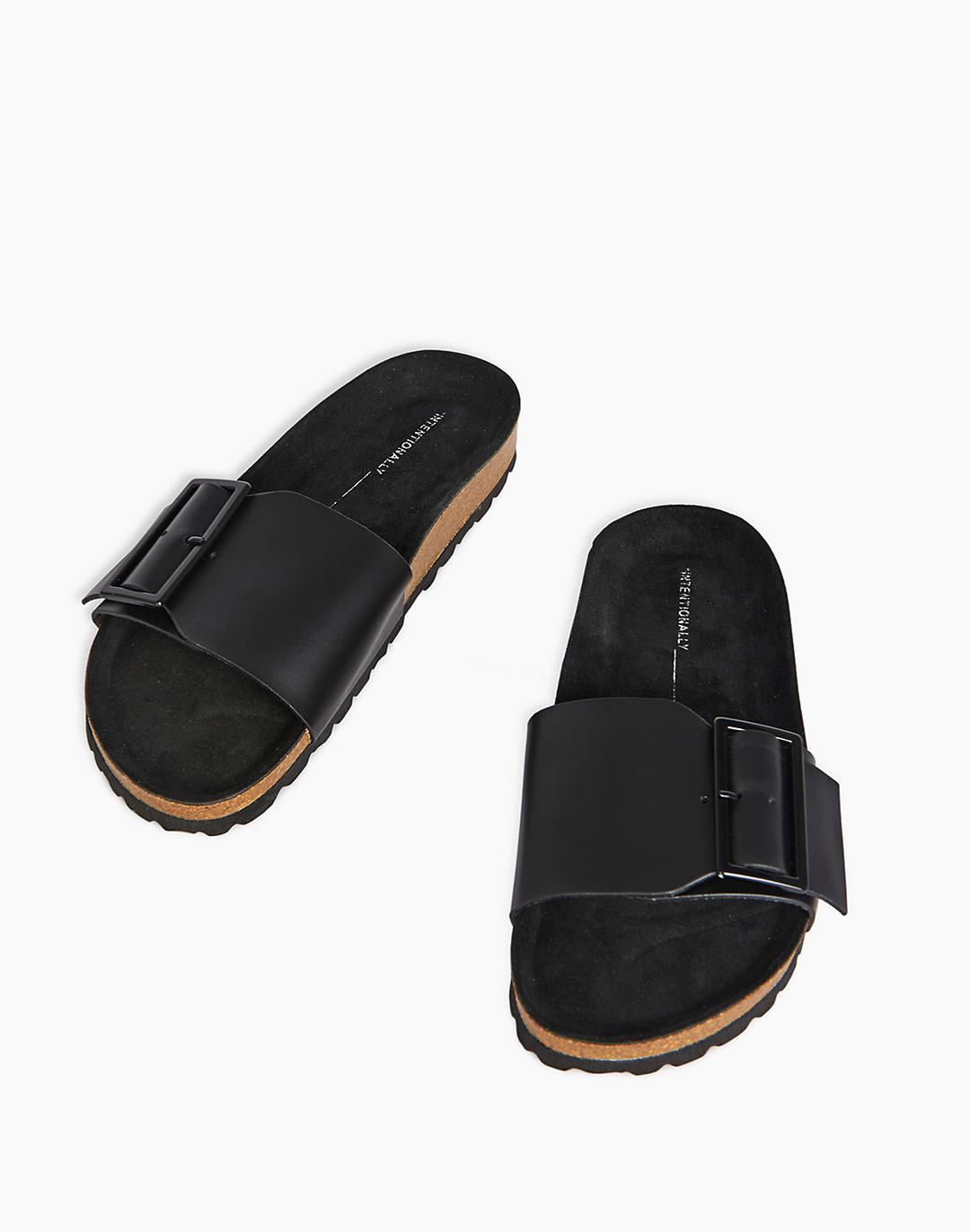 Intentionally Blank Claire Sandal