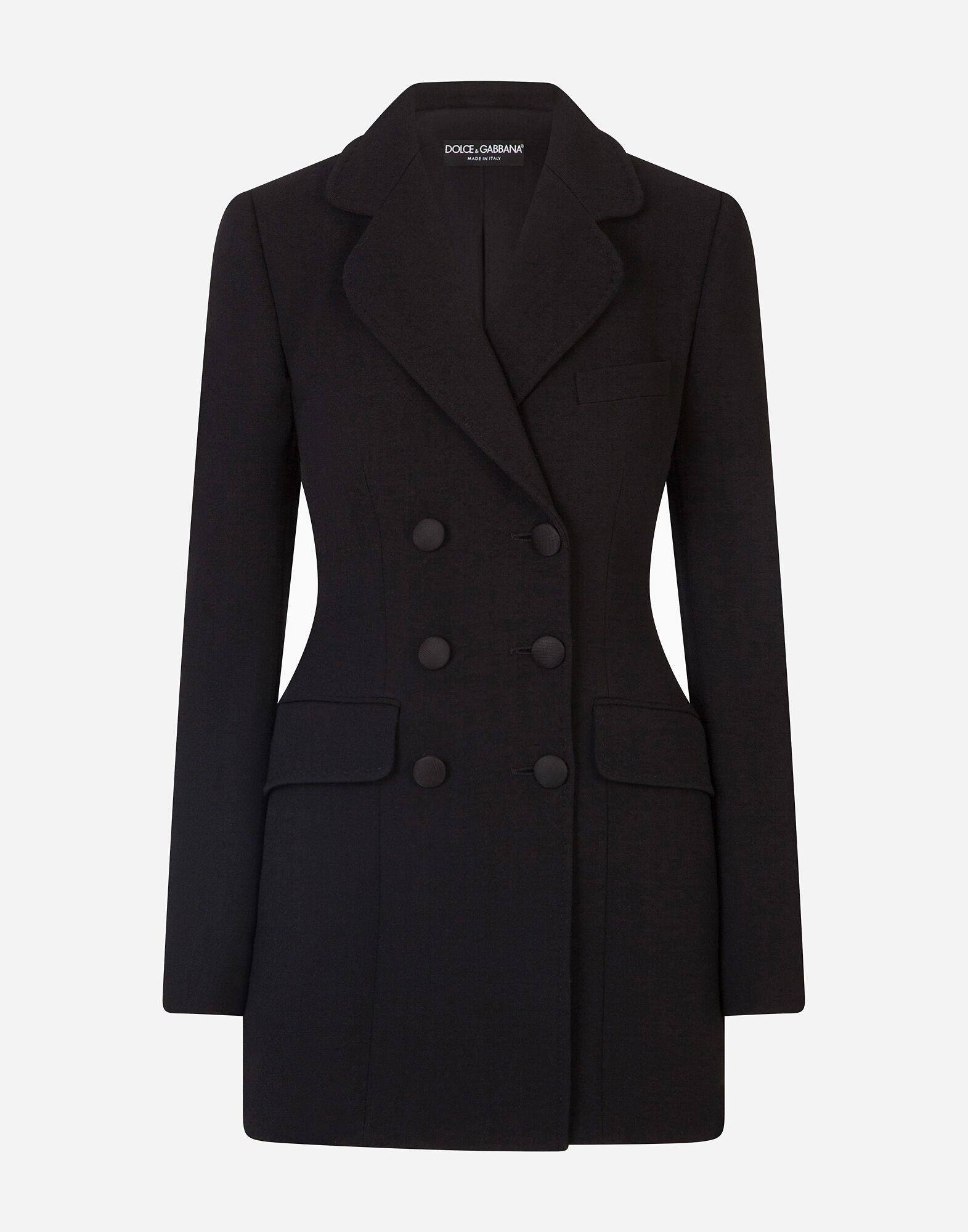 Long double-breasted Dolce jacket 3