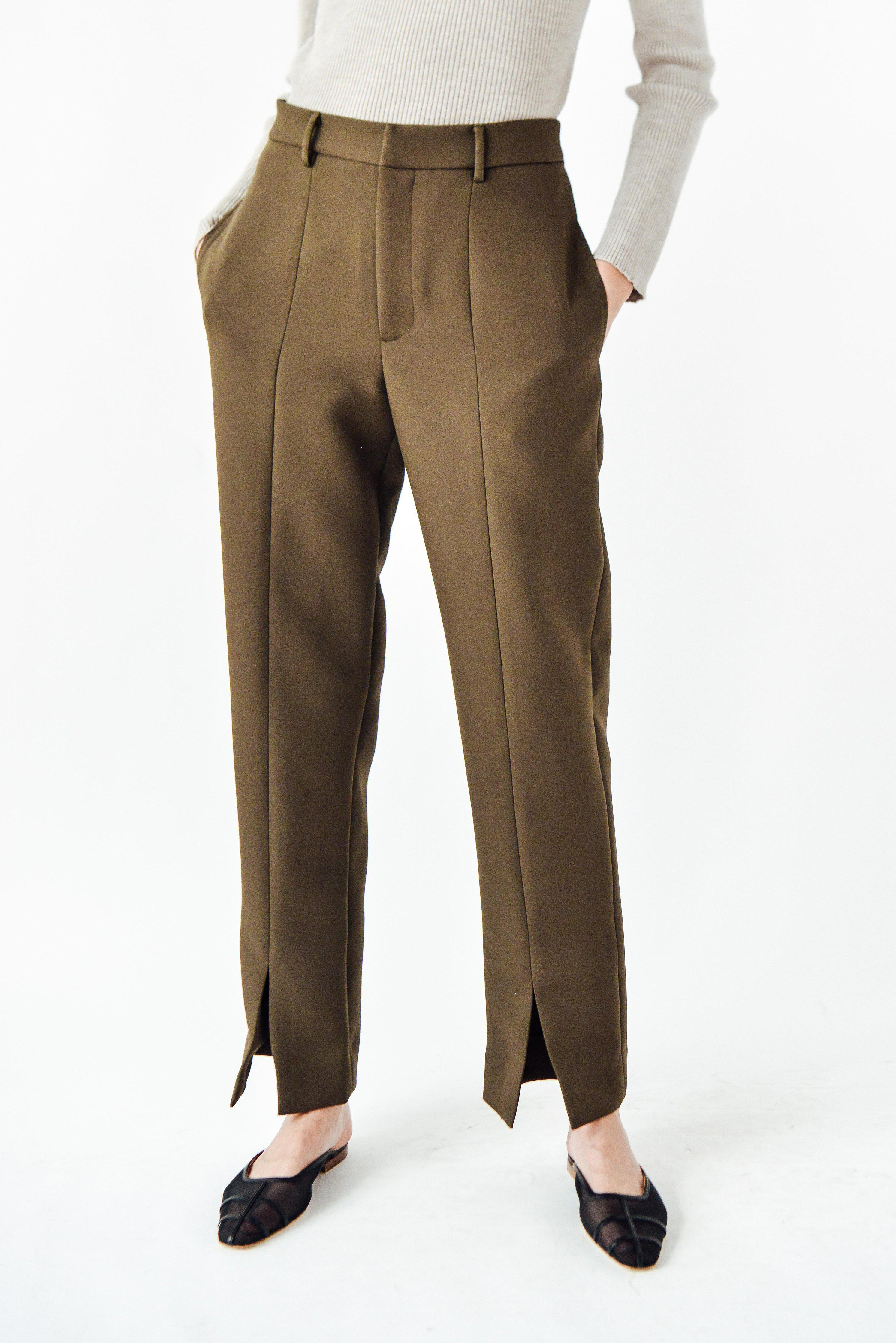 Olive Piper Pant