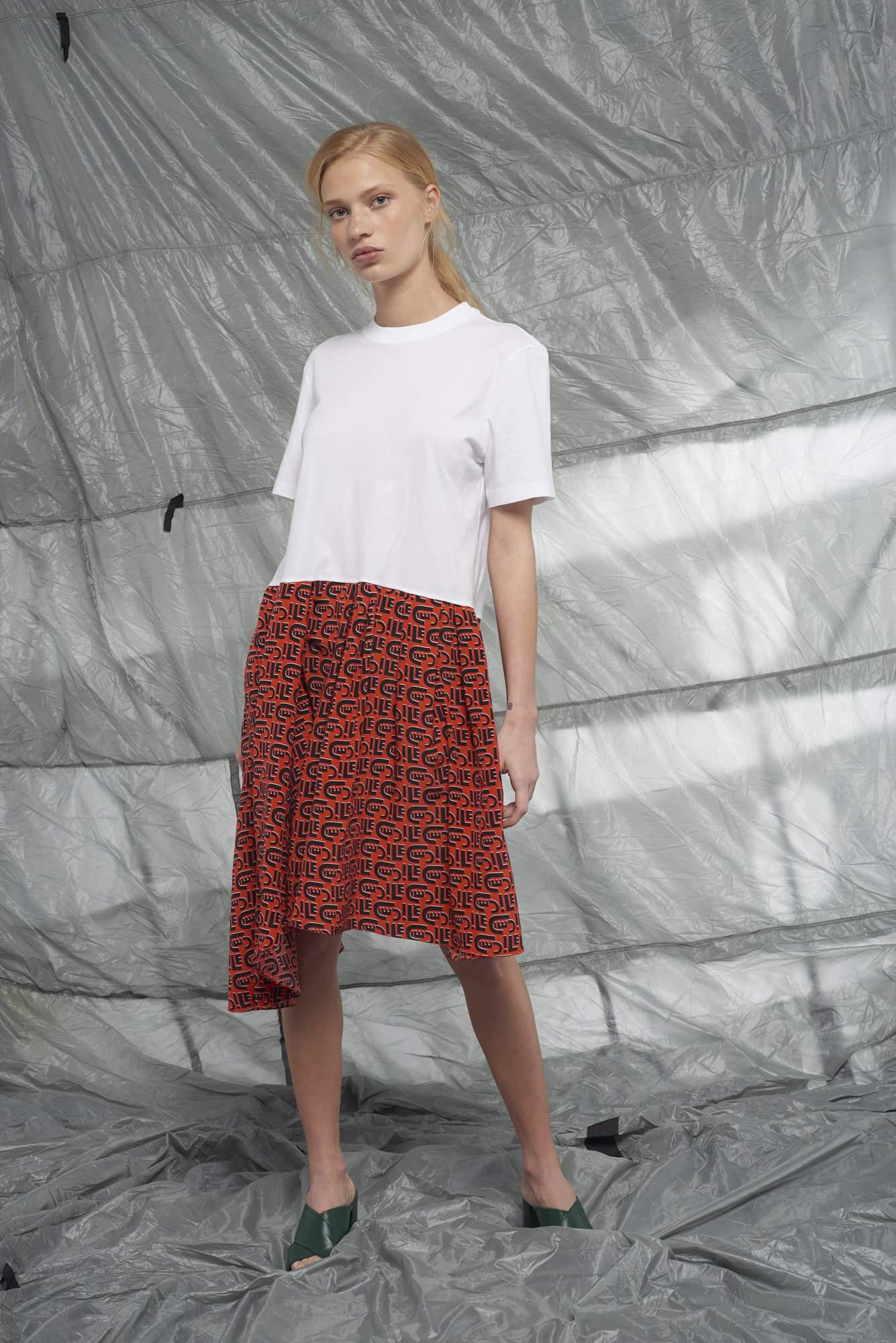 Cecile All Over Sadie Dress