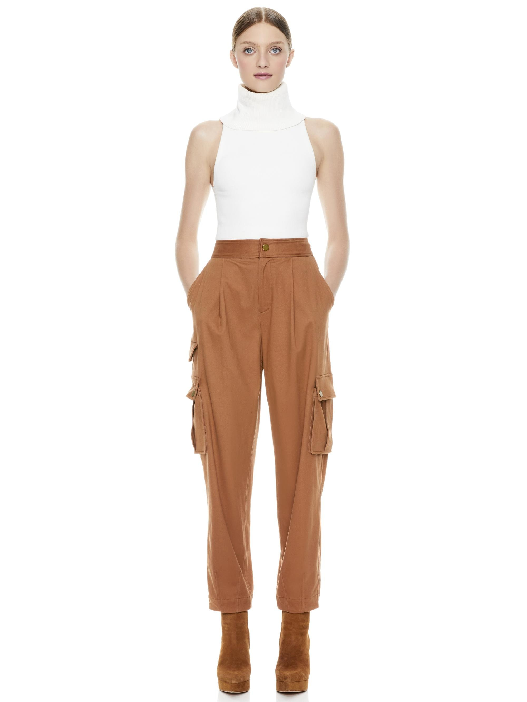 CLARKSON ANKLE CARGO PANT 2