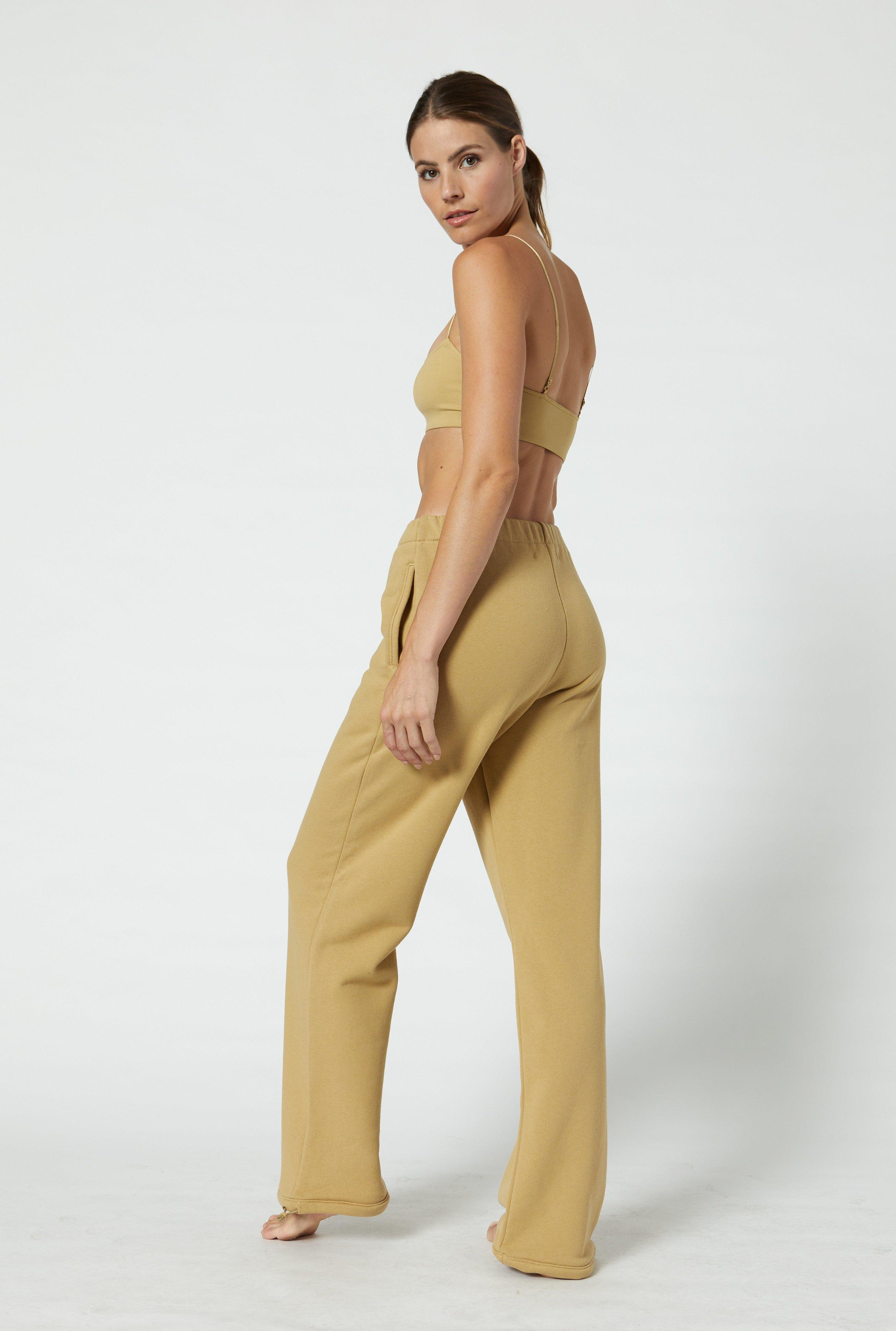 French Terry High Waisted Sweatpants 3