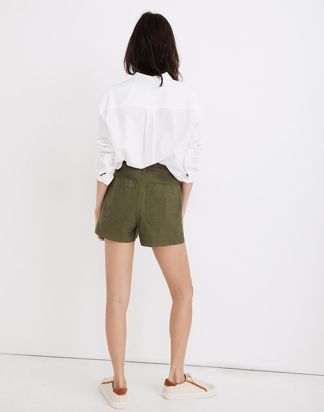 The Perfect Vintage Military Short 2