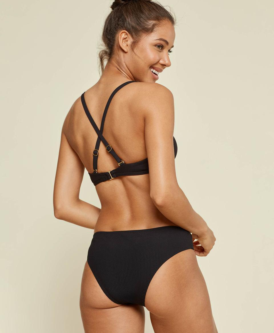 The Cheeky Bottom—Ribbed