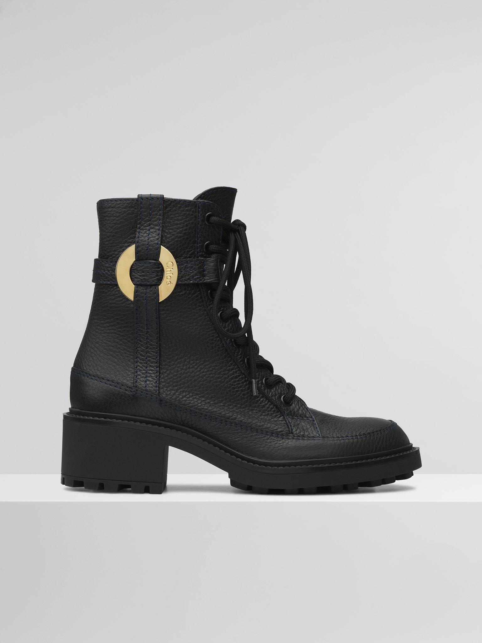 DARRYL LACE-UP BOOT