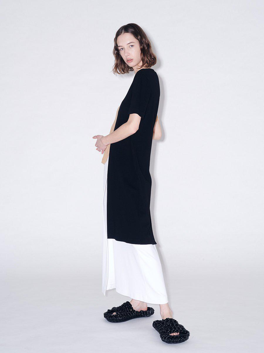 Pull On Wrap Front Skirt 5