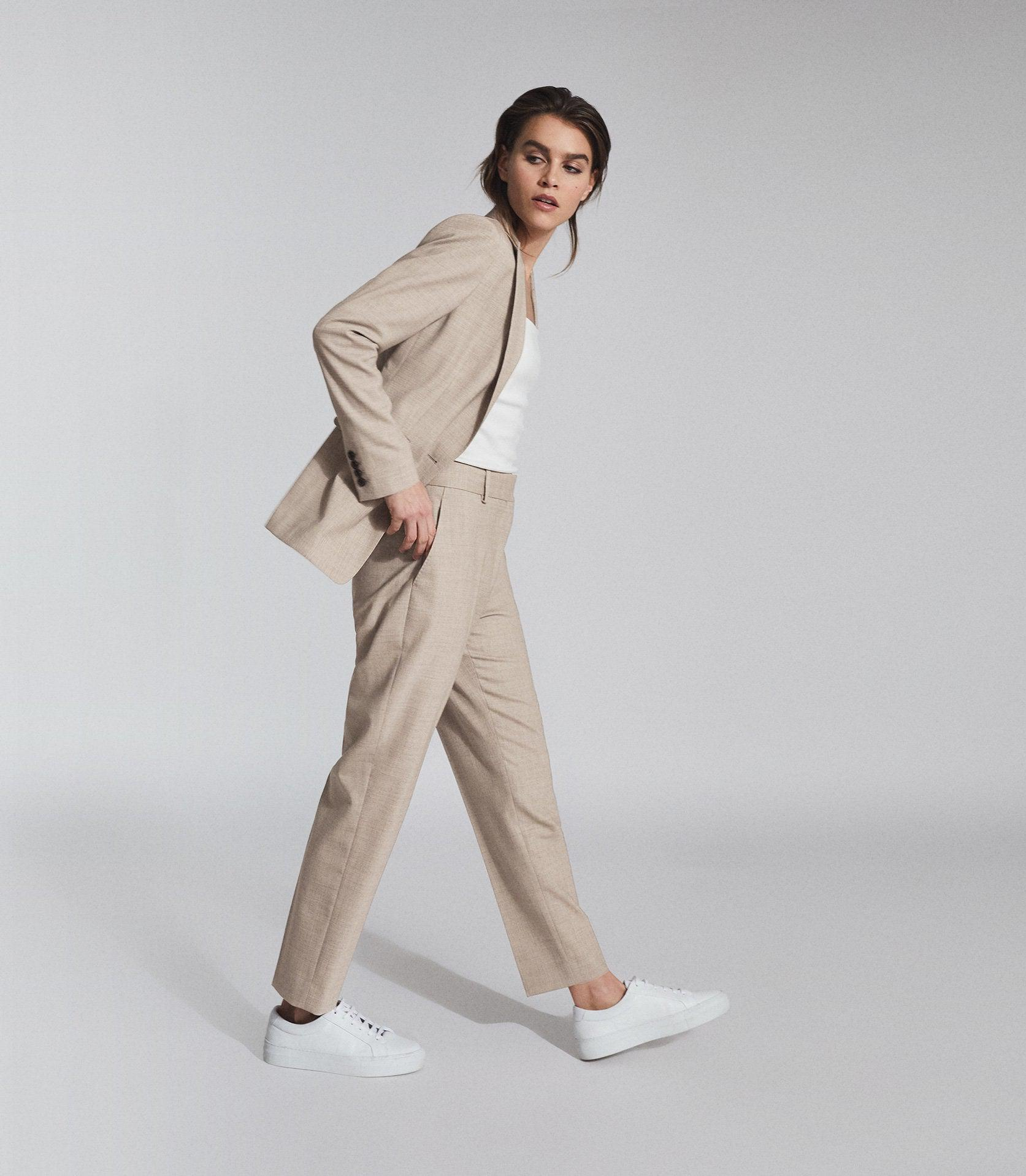 EMILY - SLIM FIT TAILORED PANTS