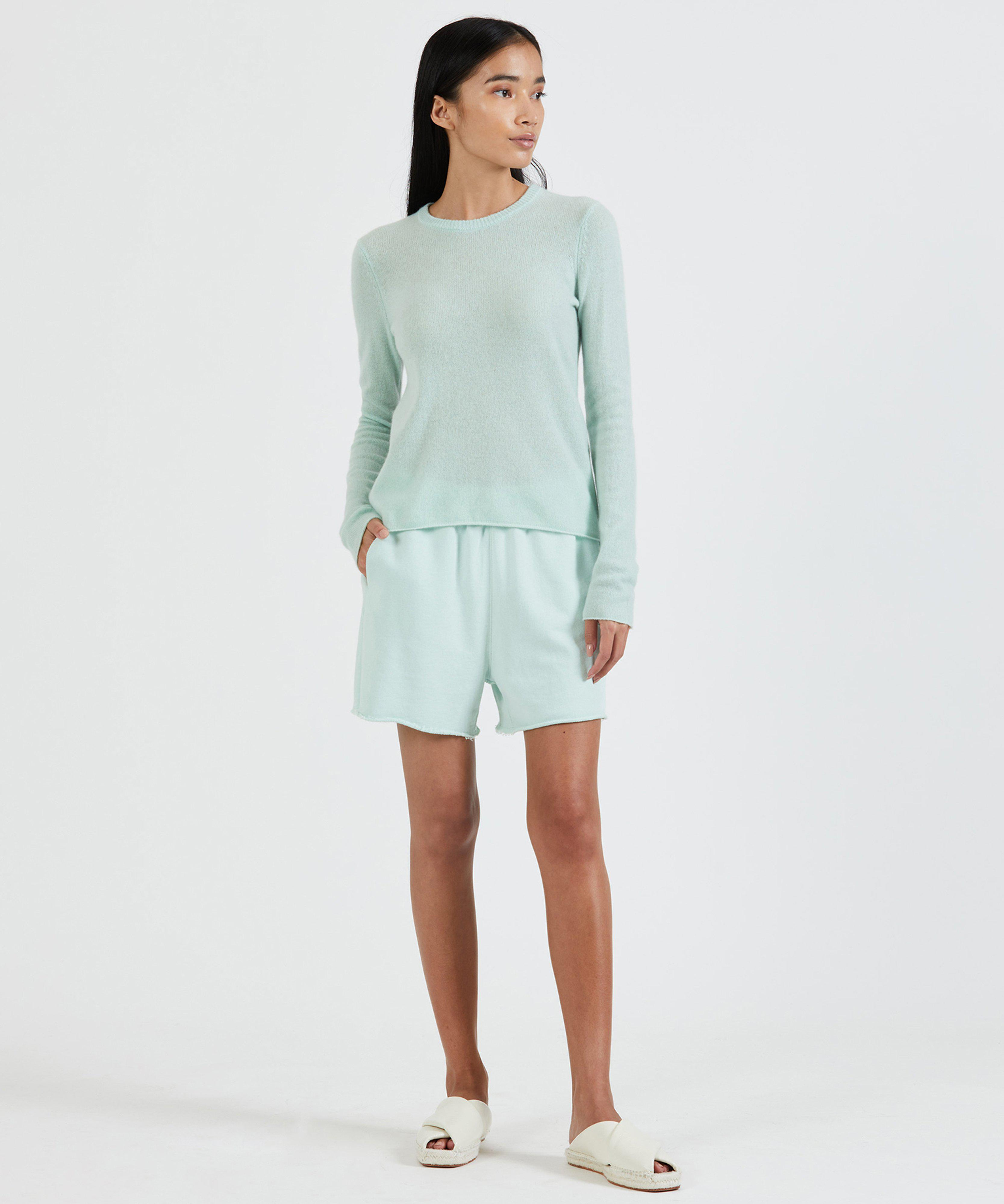 French Terry Pull-On Short - Mint 3