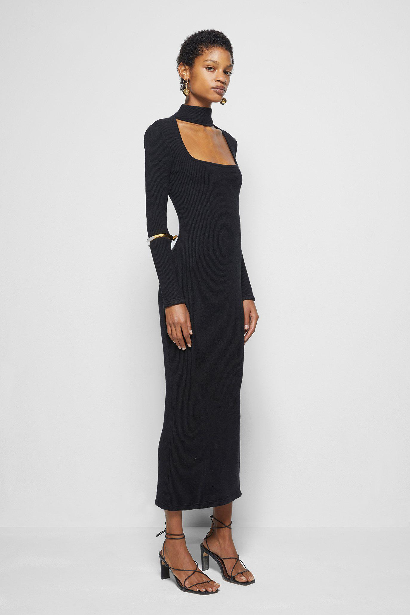 Kenny Recycled Knit Dress 4