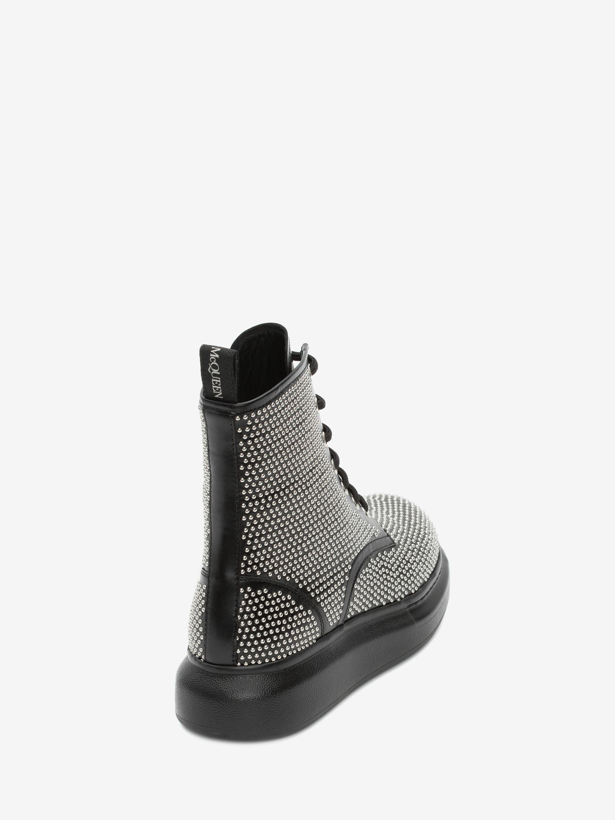 Hybrid Lace Up Boot 2